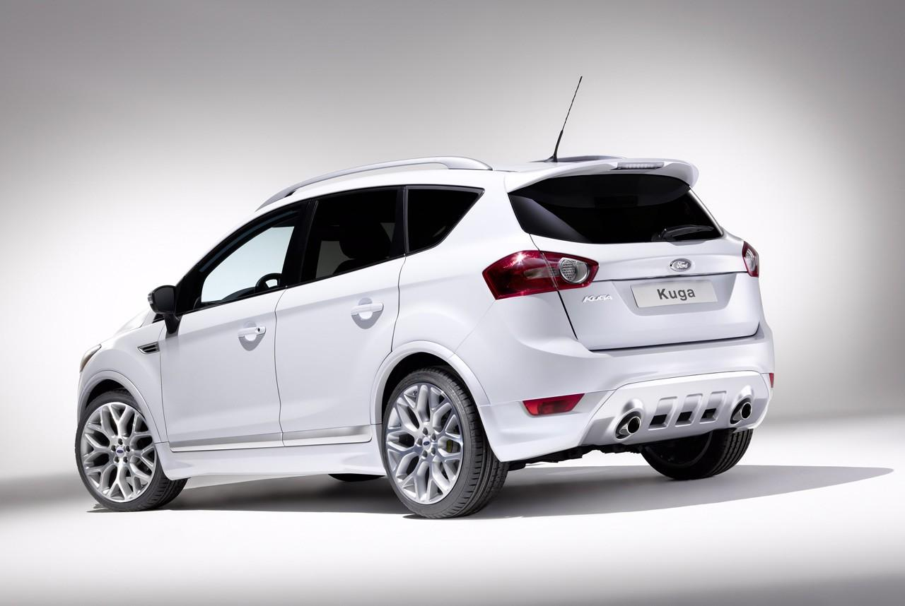 Ford Kuga Individual wallpapers - Auto Power Girl