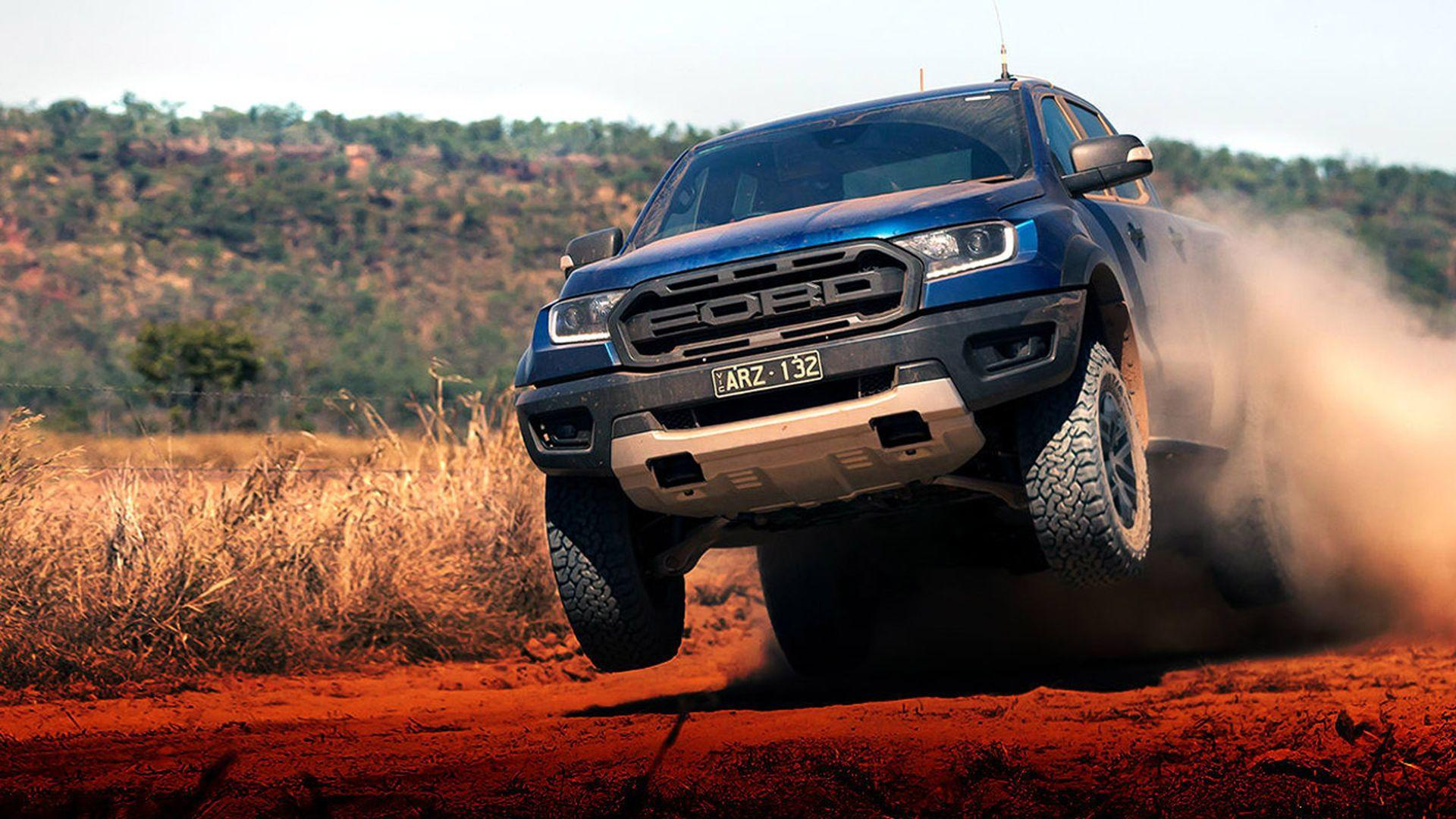2019 Ford Ranger Raptor review: CarAdvice 2018, Short Video