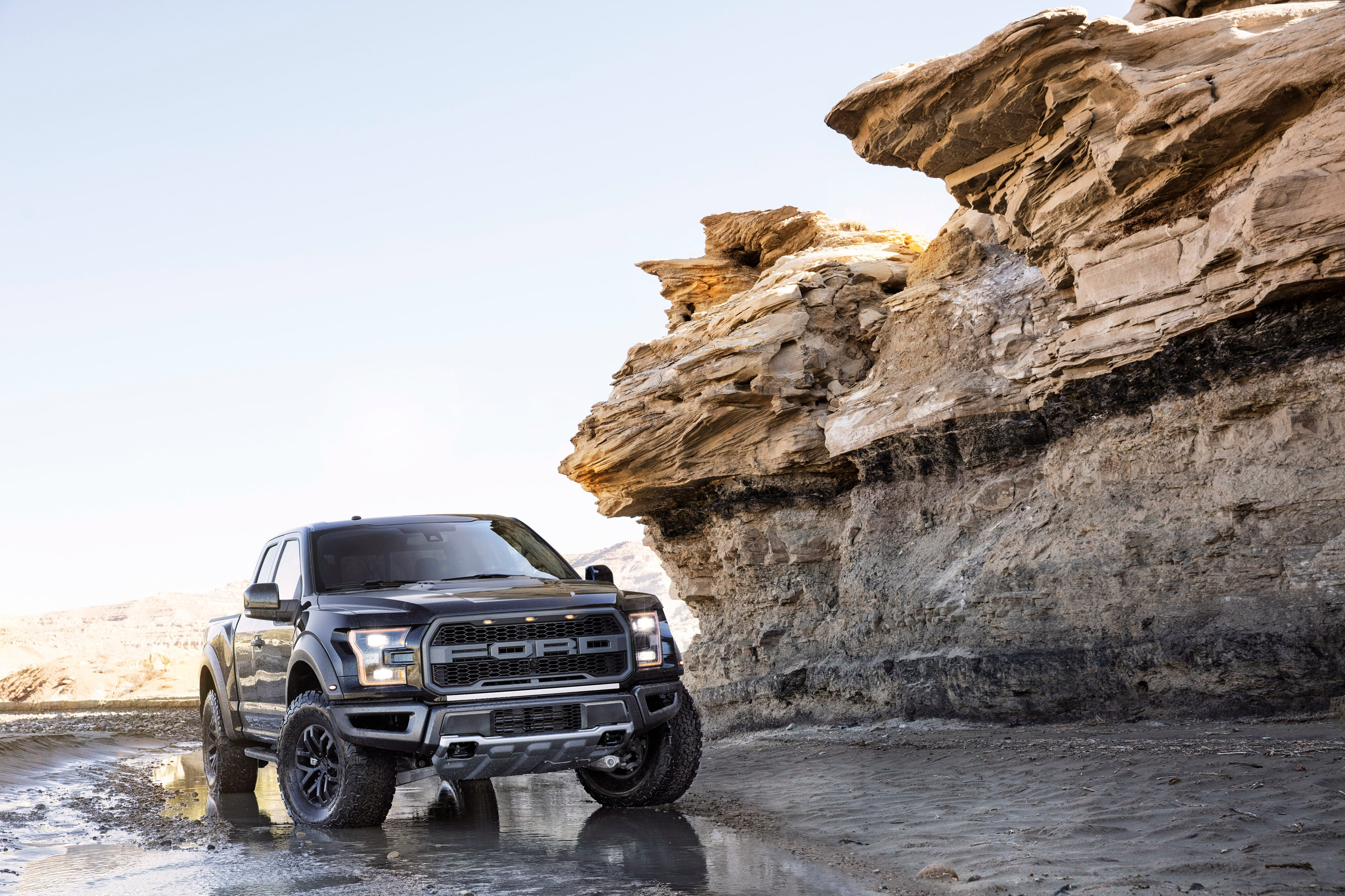 Ford Ranger Wallpapers HD 4096x2730