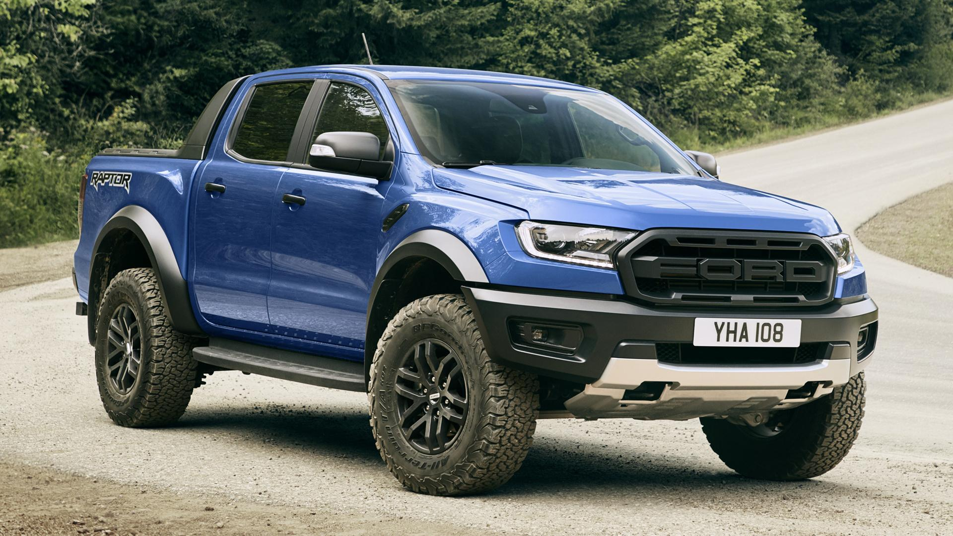 2018 Ford Ranger Raptor Double Cab