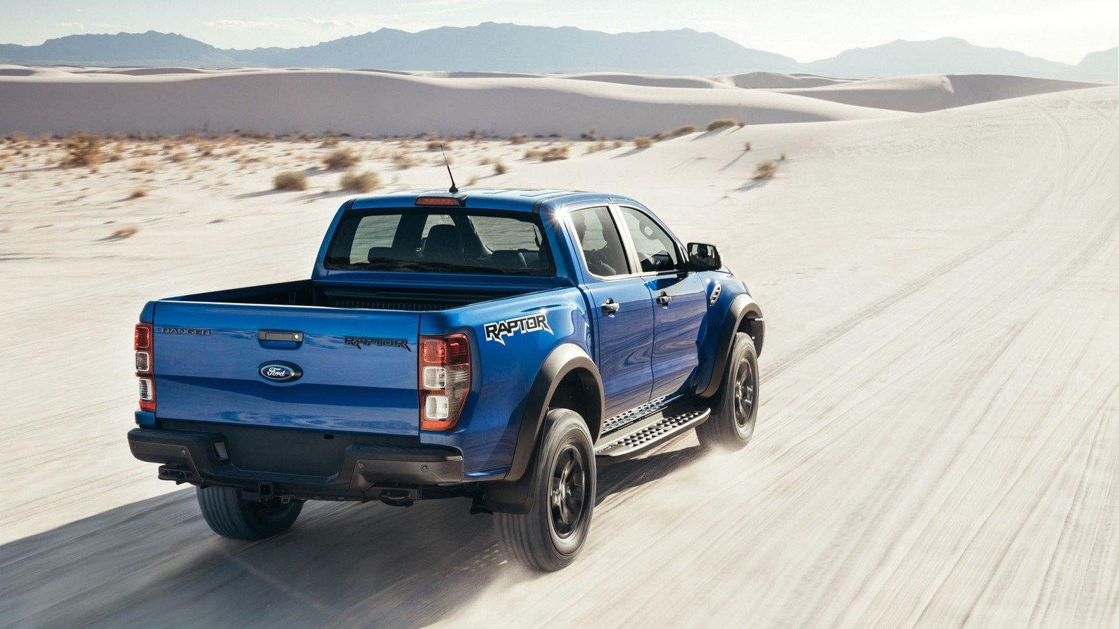 This Is It! Meet The 2019 Ford Ranger Raptor! Pictures, Photos