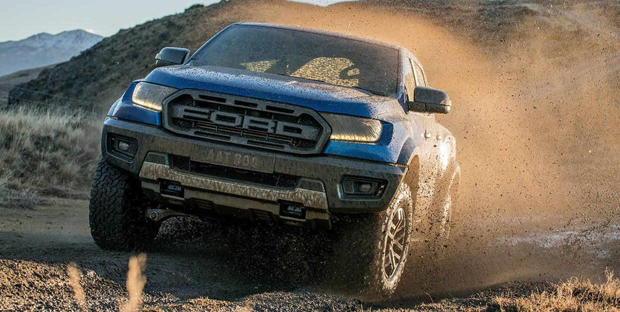 2019 Ford Ranger Raptor – It's Out There, But Will it be Coming Here?