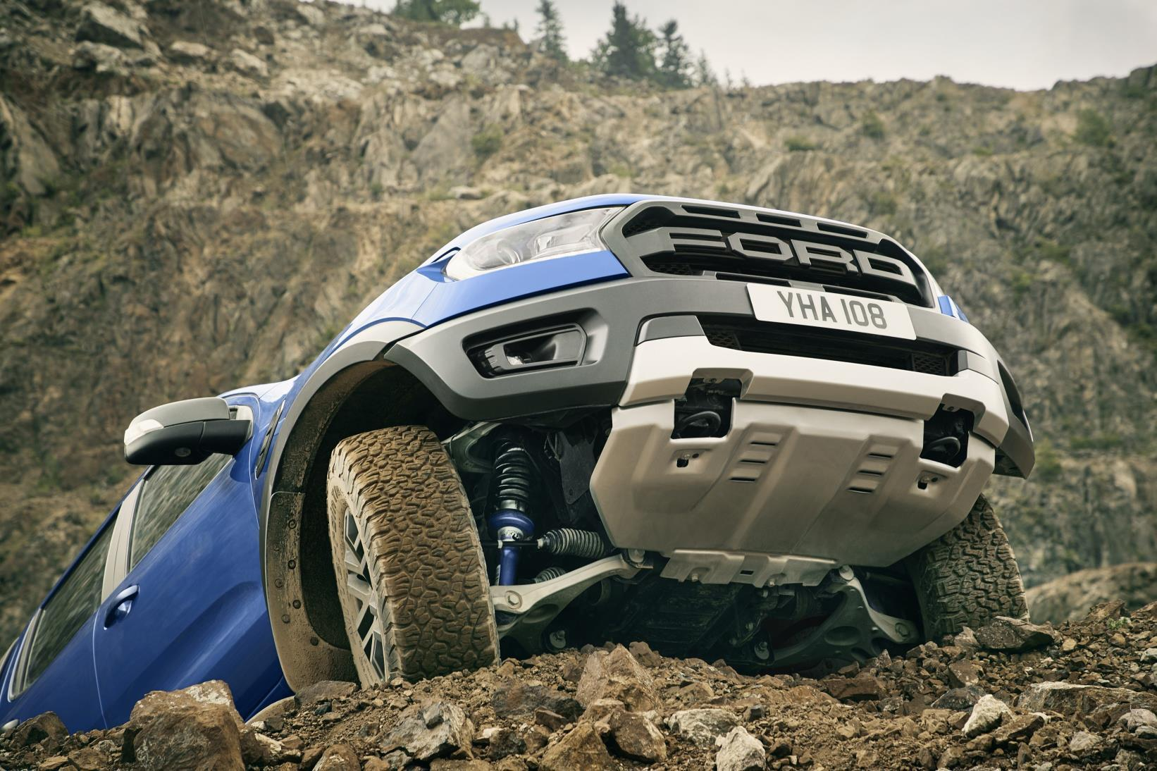 2019 Ford Ranger Raptor Wallpapers [HD]
