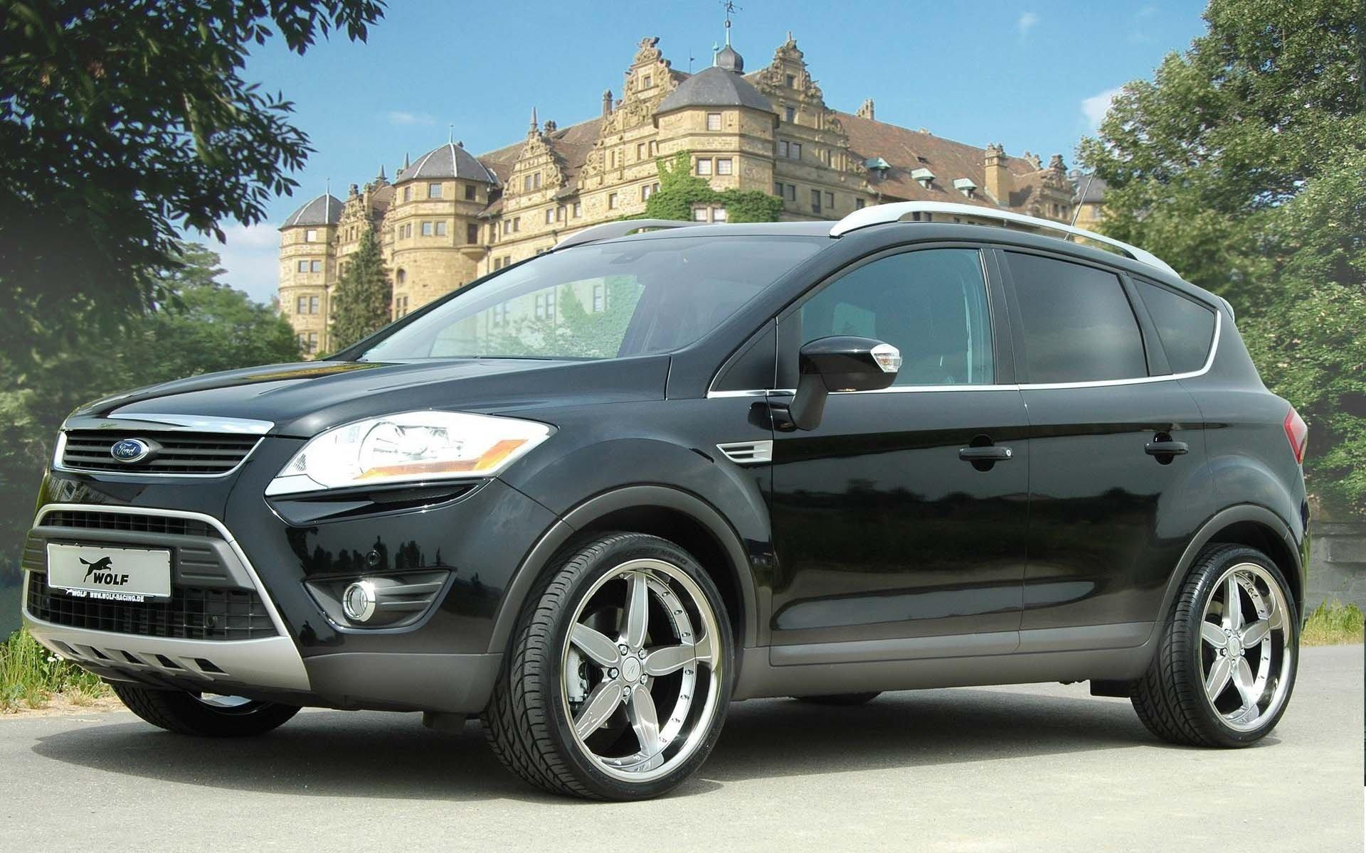 1 Ford Kuga HD Wallpapers | Background Images - Wallpaper Abyss