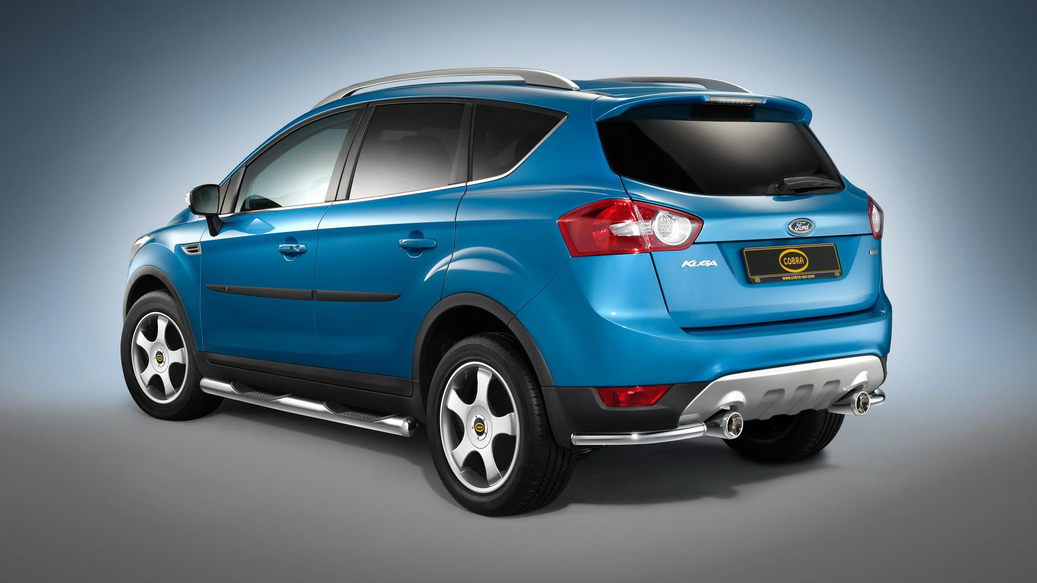 Cobra Ford Kuga wallpapers - Auto Power Girl