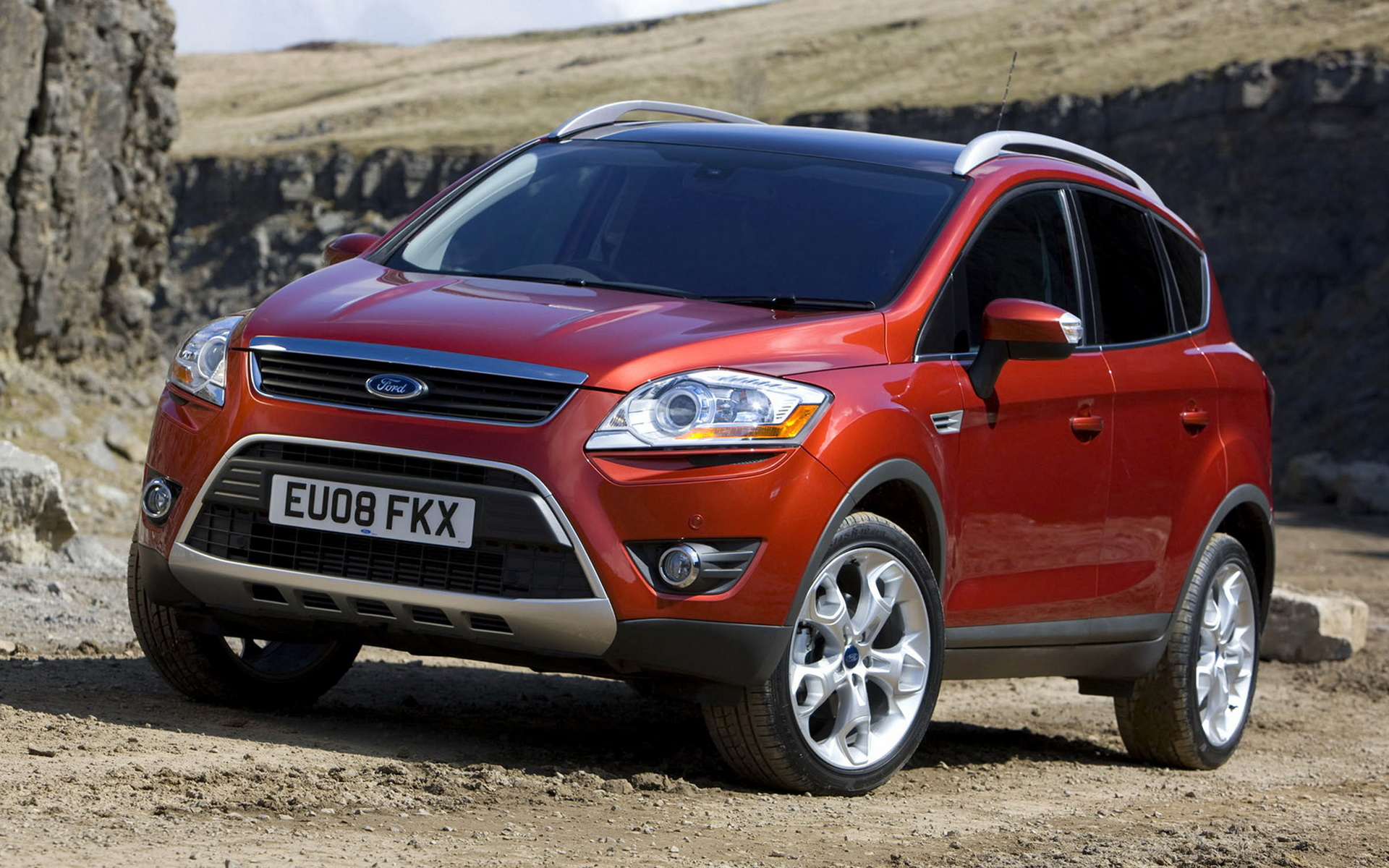 Ford Kuga wallpapers and images - wallpapers, pictures, photos