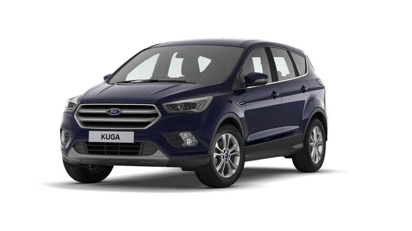 2019 Ford Kuga Design High Resolution Wallpaper | Autocarsadvice.com