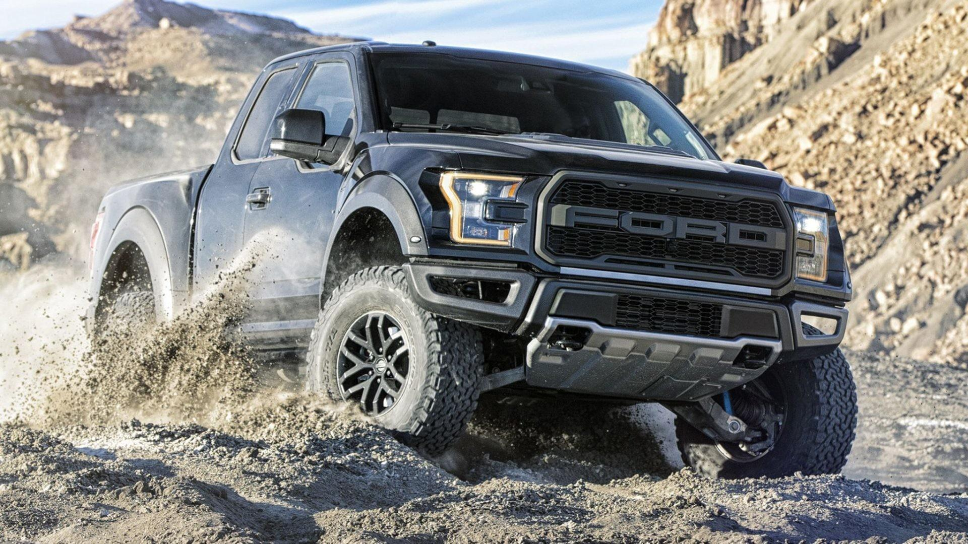 2018 Ford Raptor Wallpapers