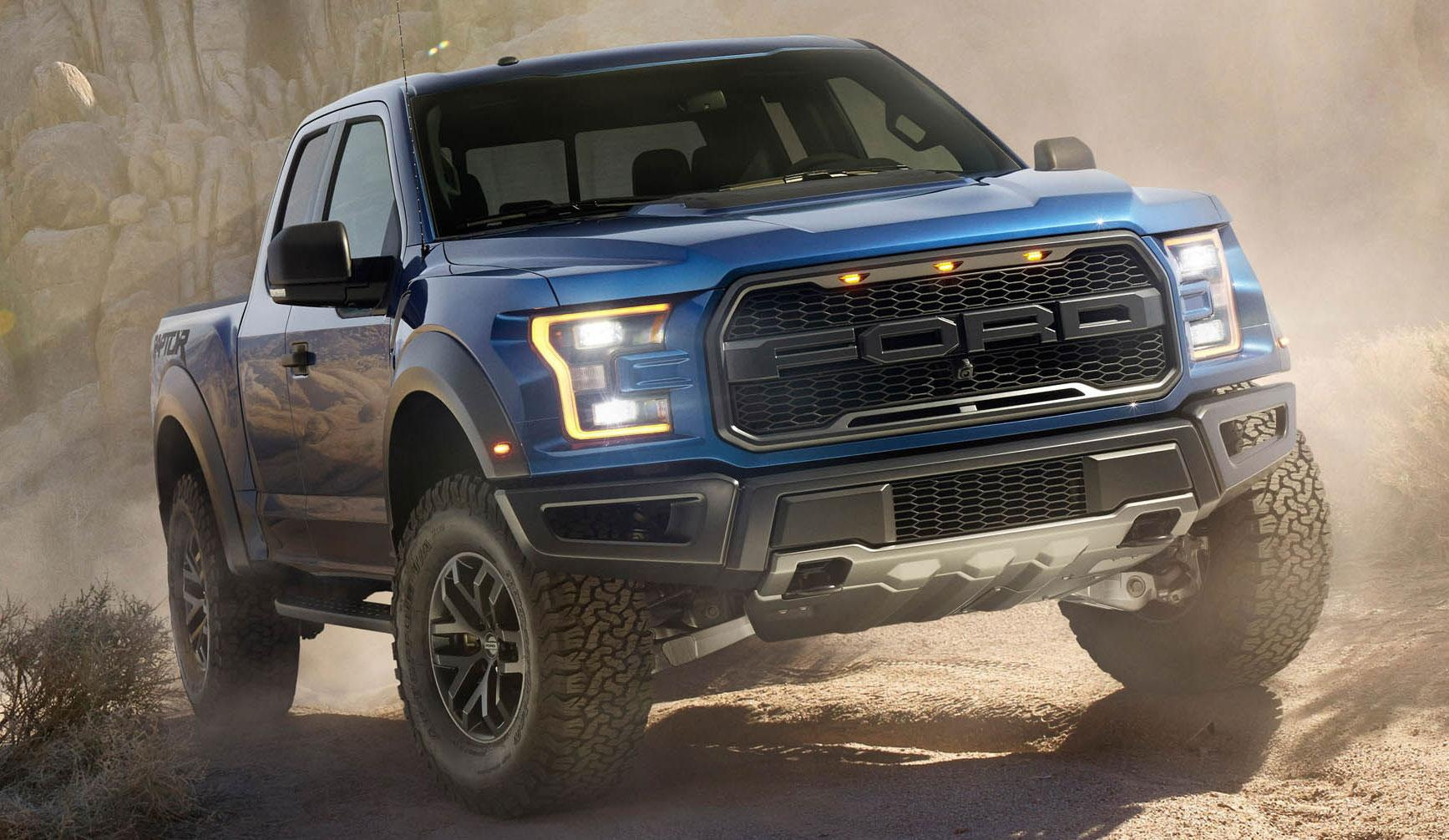 Ford F150 Raptor Wallpapers