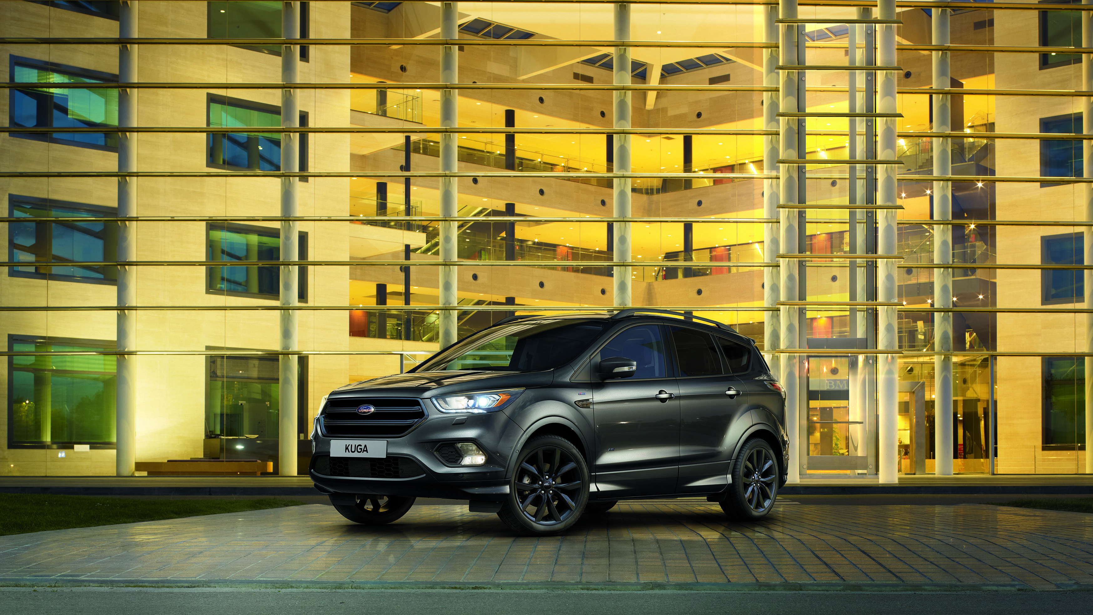 2017 Ford Kuga ST Pictures, Photos, Wallpapers. | Top Speed