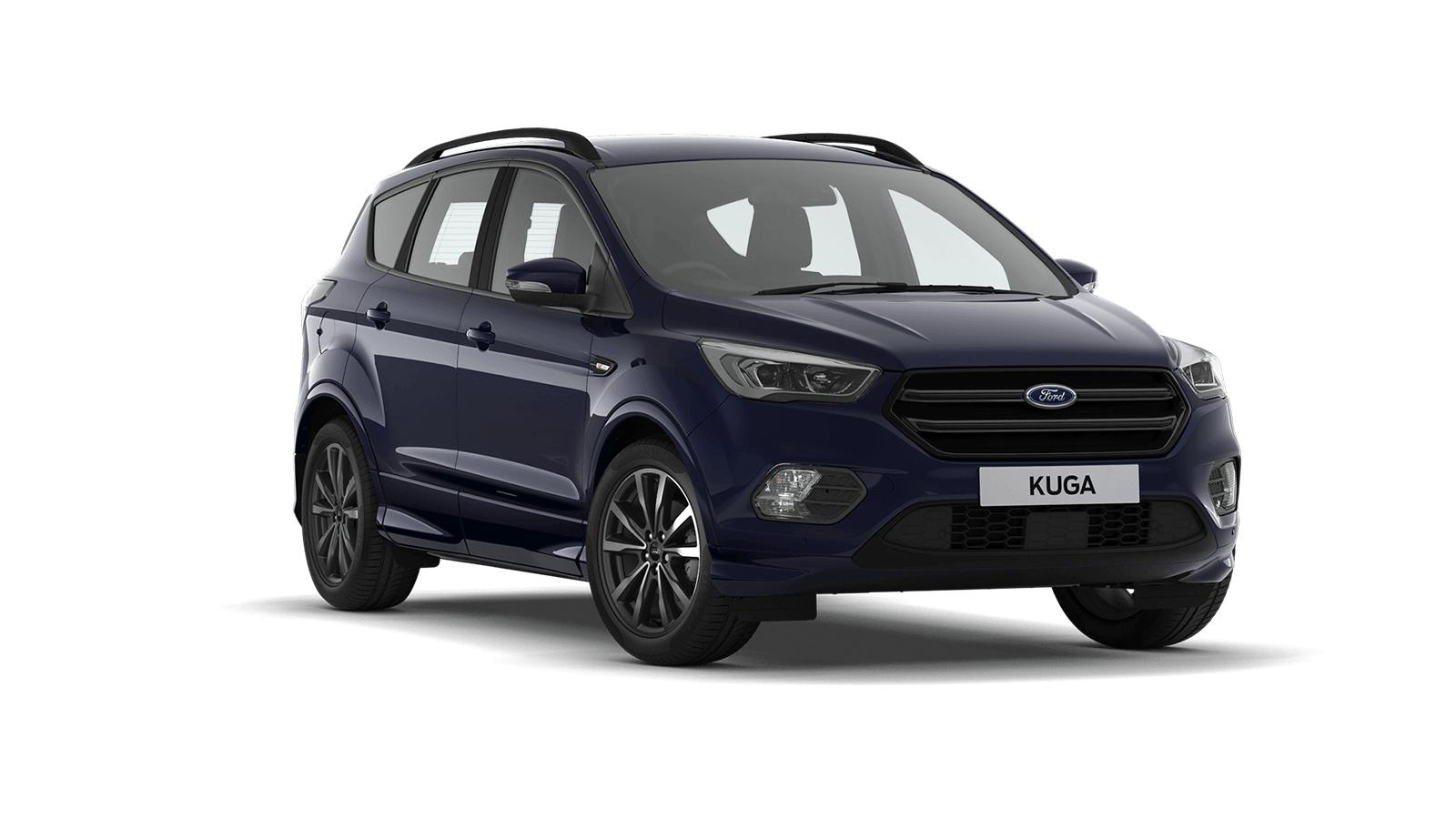 2019 Ford Kuga Interior HD Images | New Car News