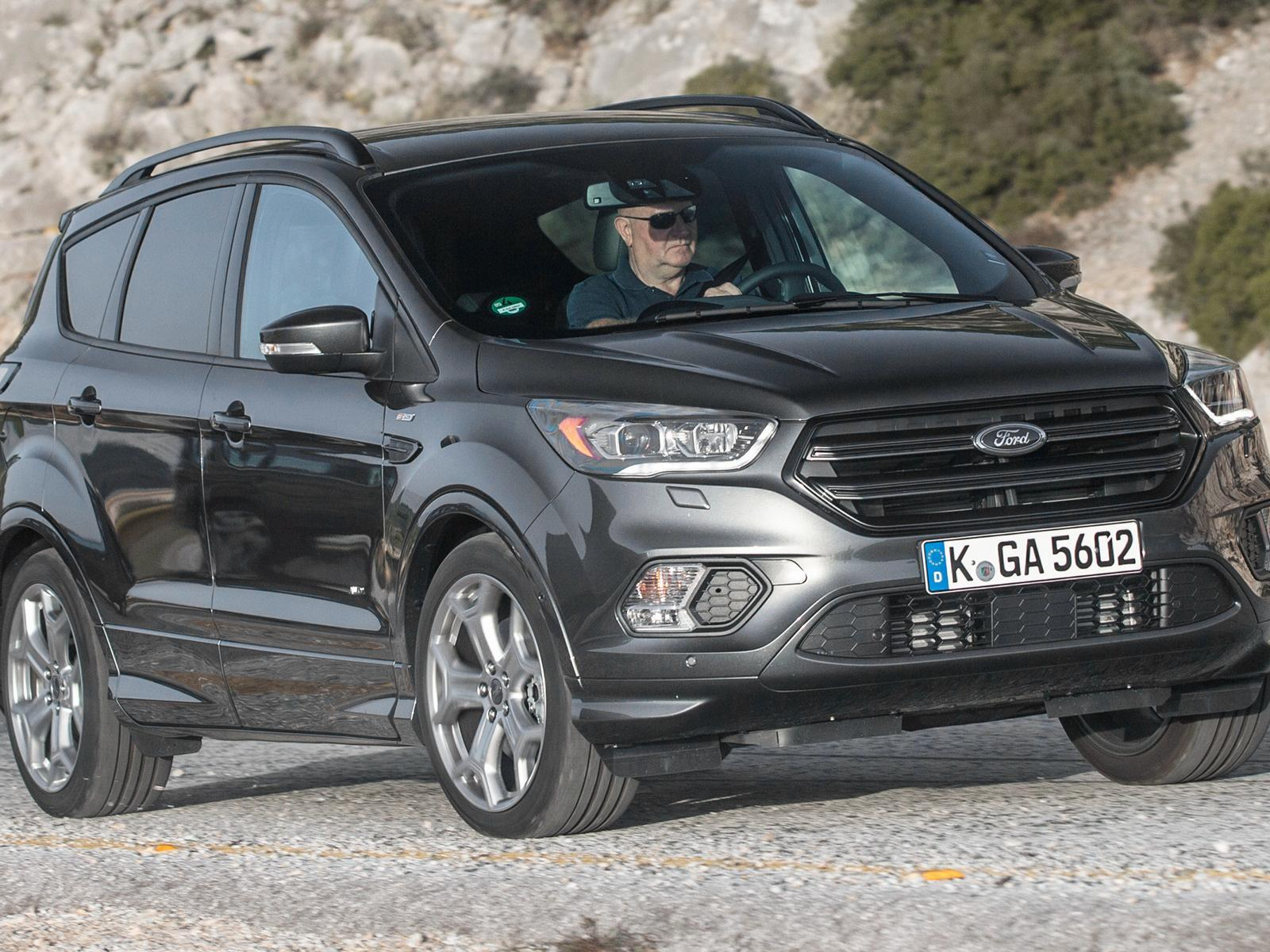 Ford Kuga Wallpaper HD 13 - 1920 X 1200 | Wall.BestCarMag.com