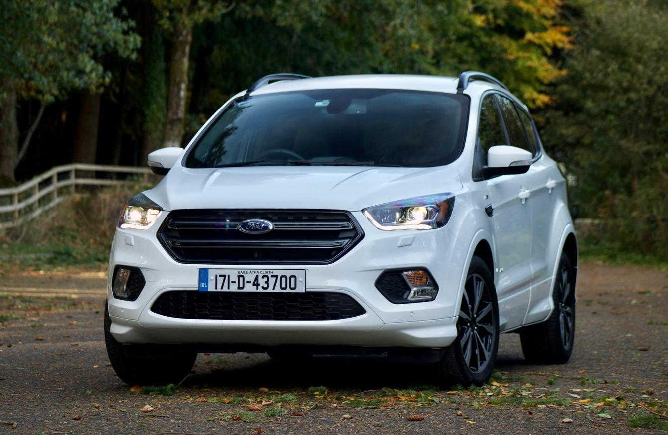 New 2019 Ford Kuga Look High Resolution Wallpapers | Car Blog
