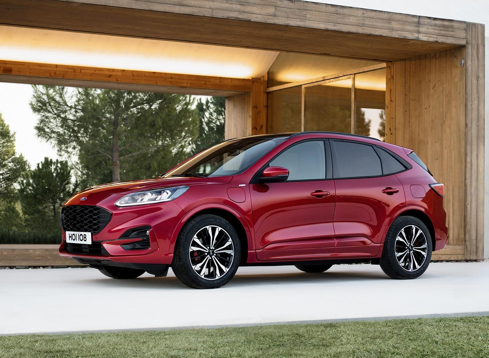 2019 Ford Kuga And Kuga Hybrid Wallpapers (33+ HD Images) - NewCarCars