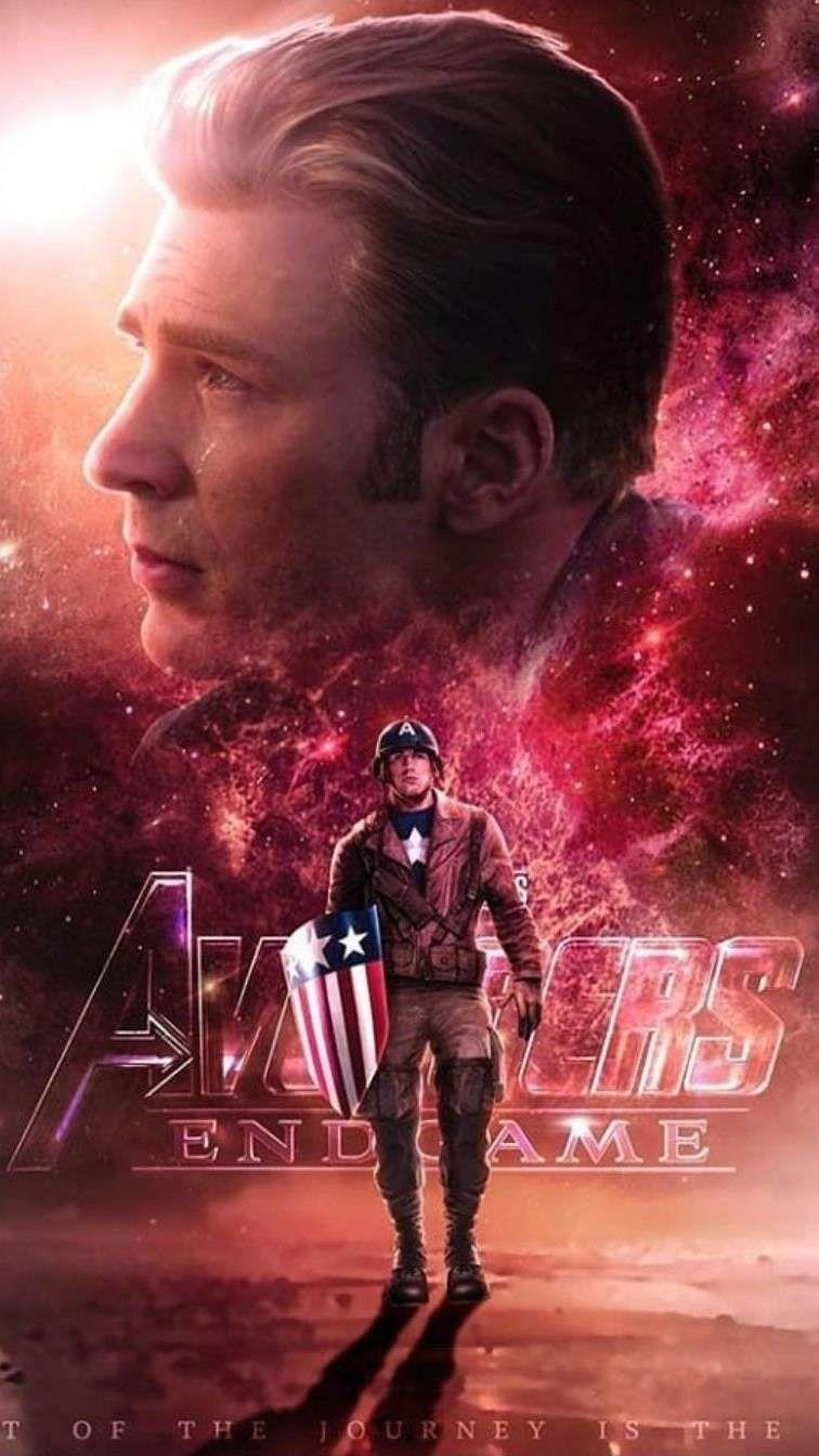 Captain America Endgame Wallpapers - Wallpaper Cave