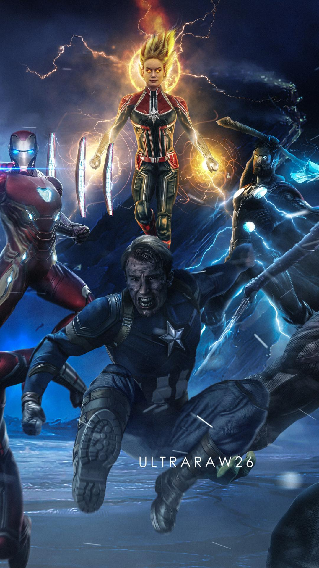 Captain america endgame wallpapers wallpaper cave - Captain america hd mobile wallpaper ...