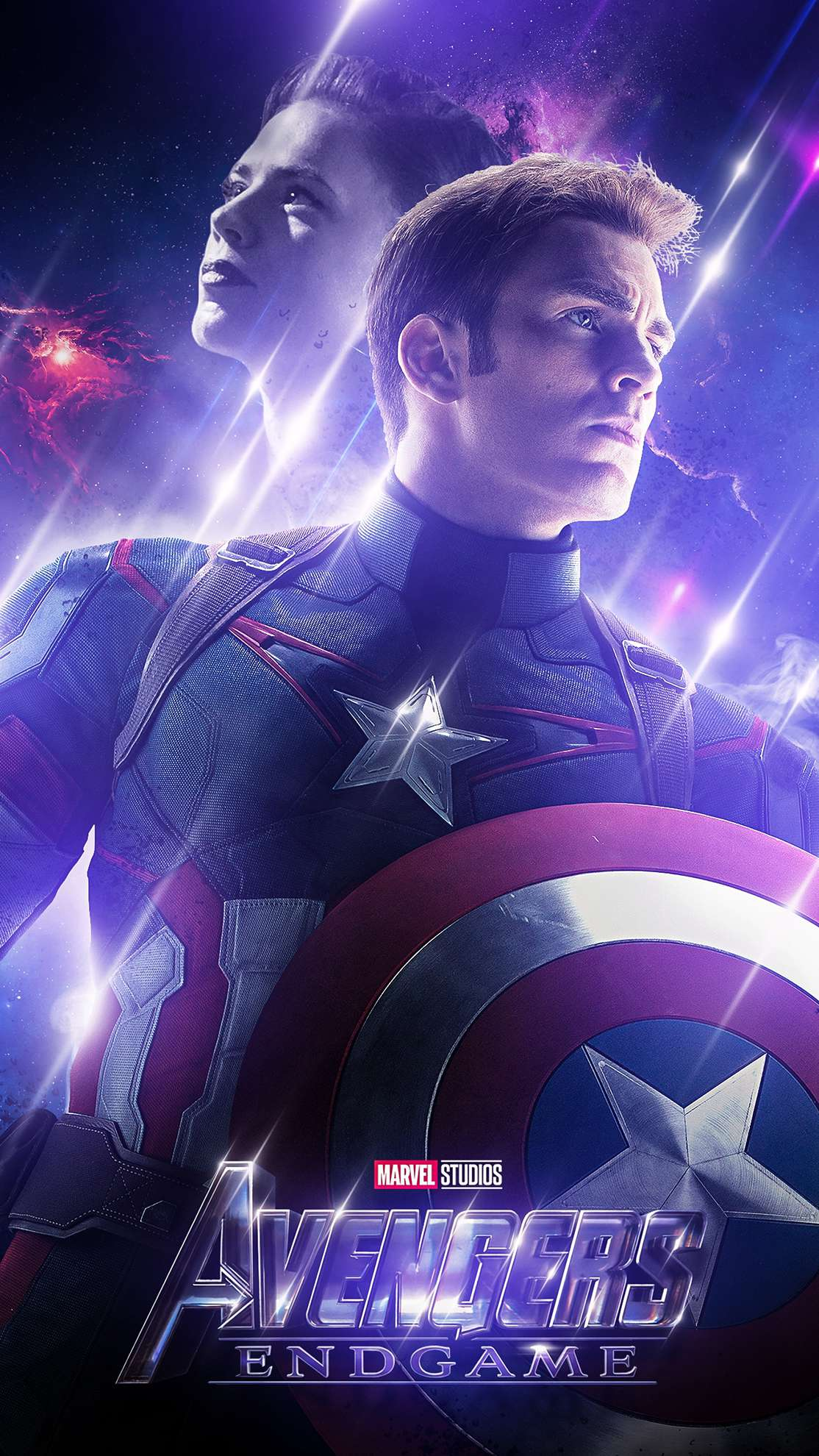 Captain America Endgame Wallpapers Wallpaper Cave