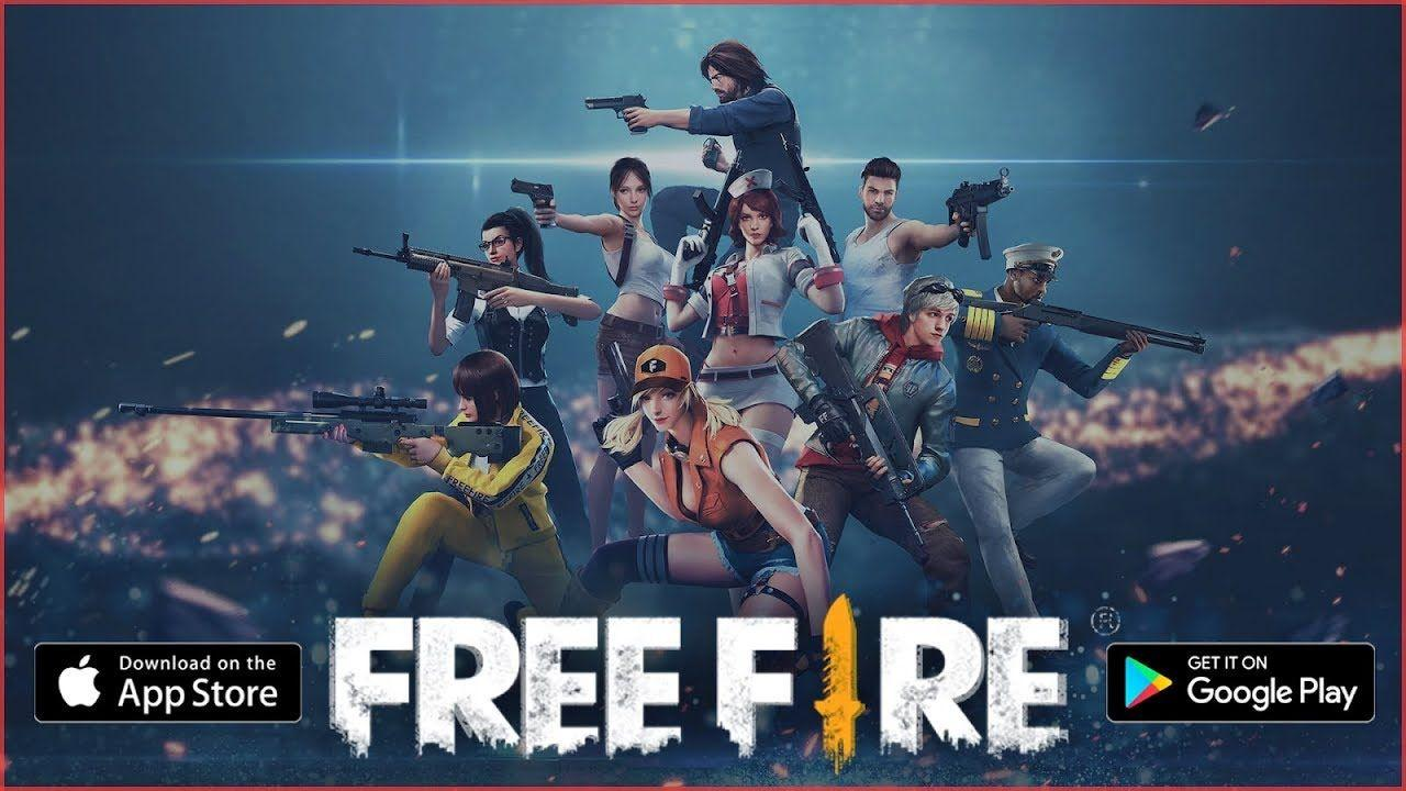 Free Fire Booyah Wallpapers Wallpaper Cave