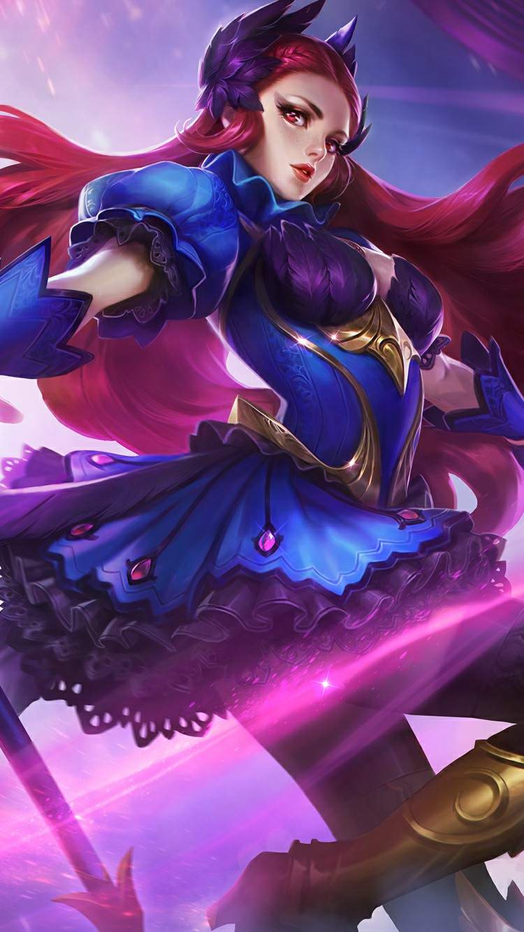 Karrie Mobile Legends Wallpapers Wallpaper Cave
