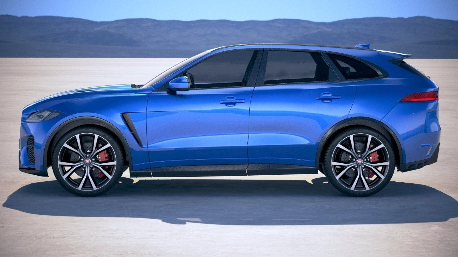 When Is The 2019 Jaguar F Pace Svr AvailableCars Redesign Gallery ...