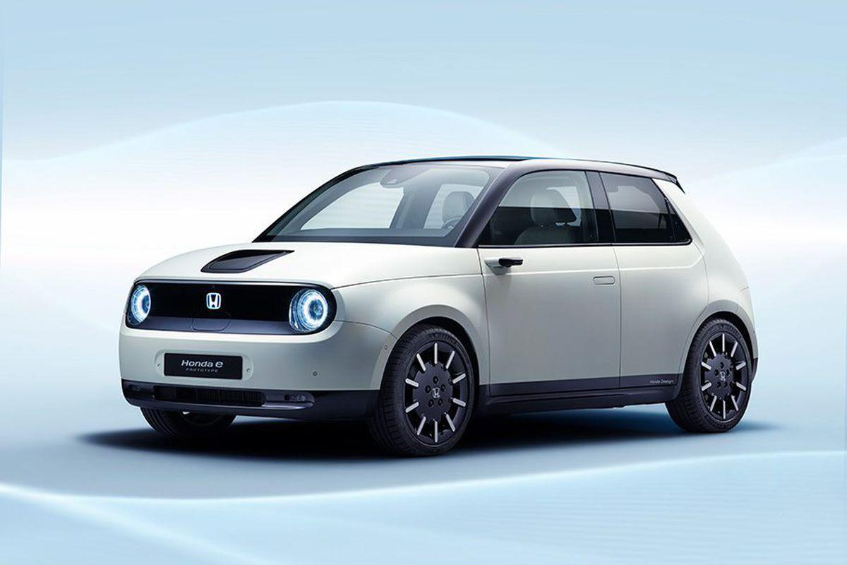 Honda's adorable EV prototype is looking more and more like a real ...