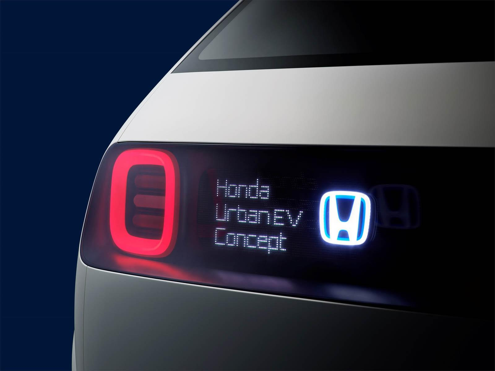 Honda e Prototype an Electric Throwback to the Cars of Old ...
