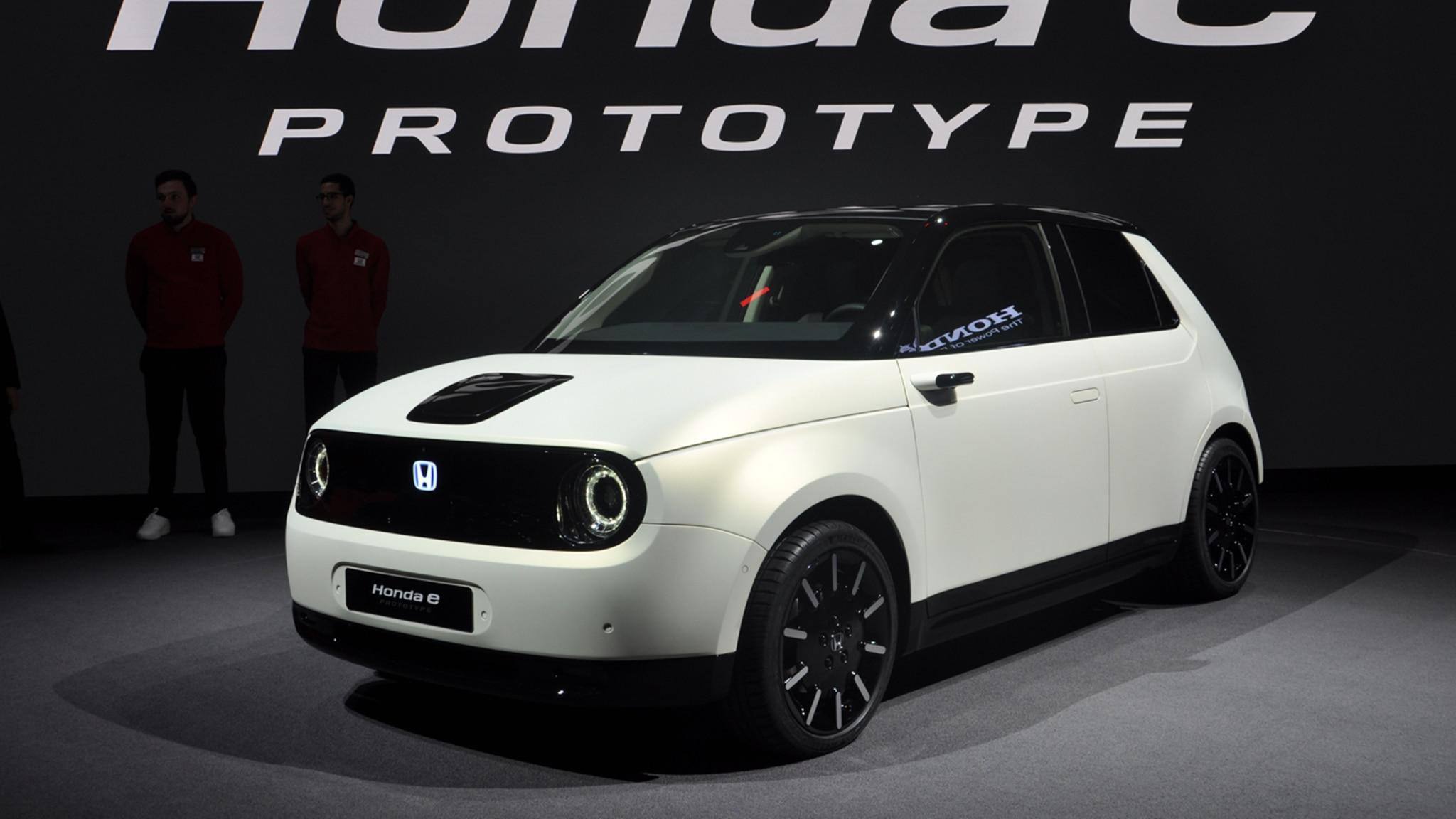 The Honda e Prototype Is the Raddest EV You'll Never Drive ...