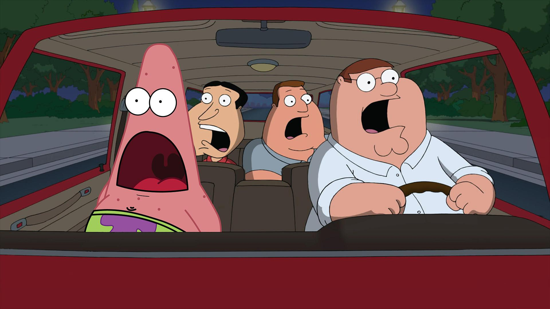 Family Guy Supreme Wallpapers Wallpaper Cave