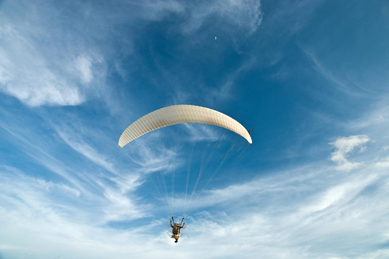 Wallpapers Sport Parachuting skydiving Sky