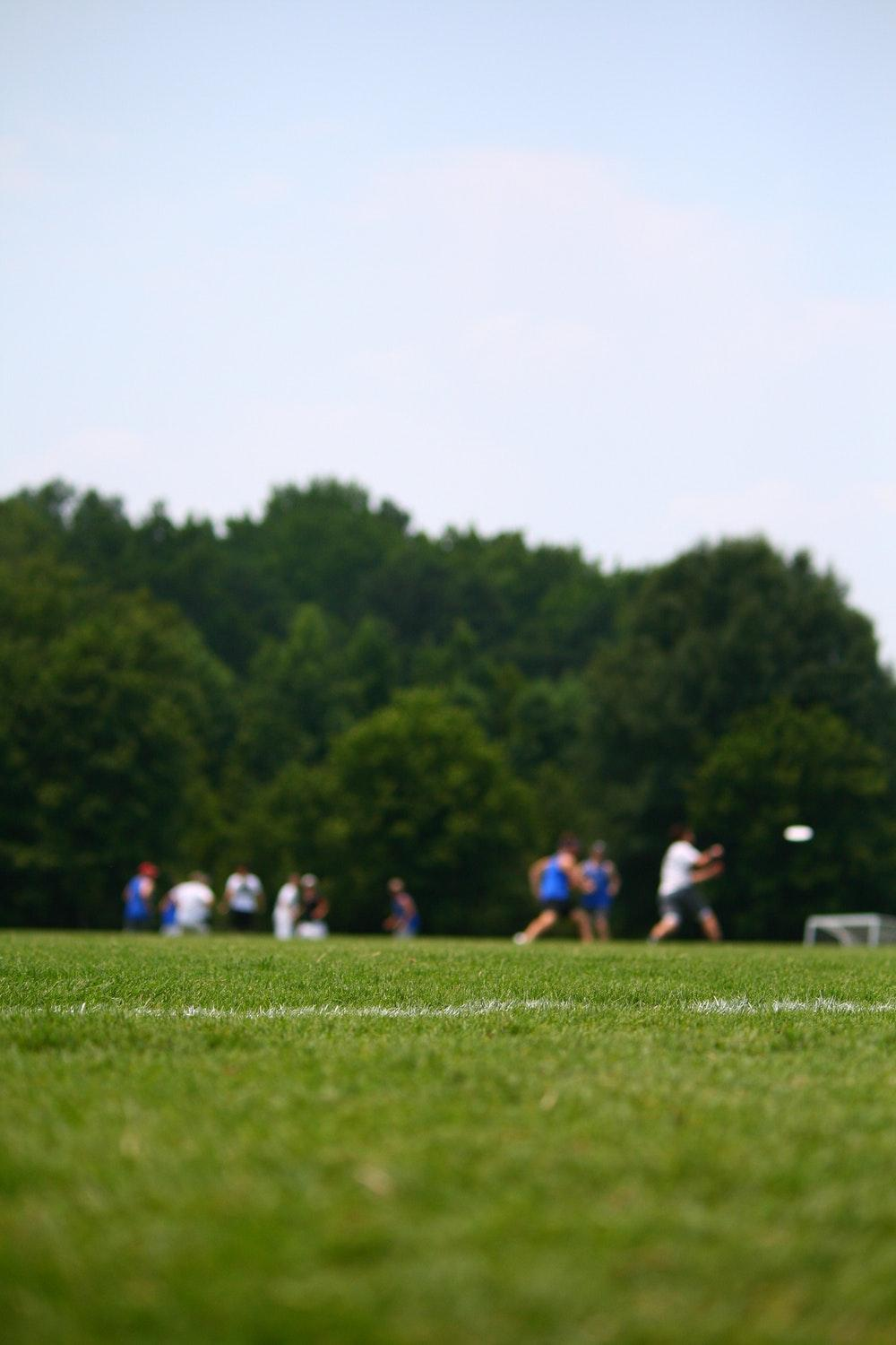 Ultimate Frisbee Pictures