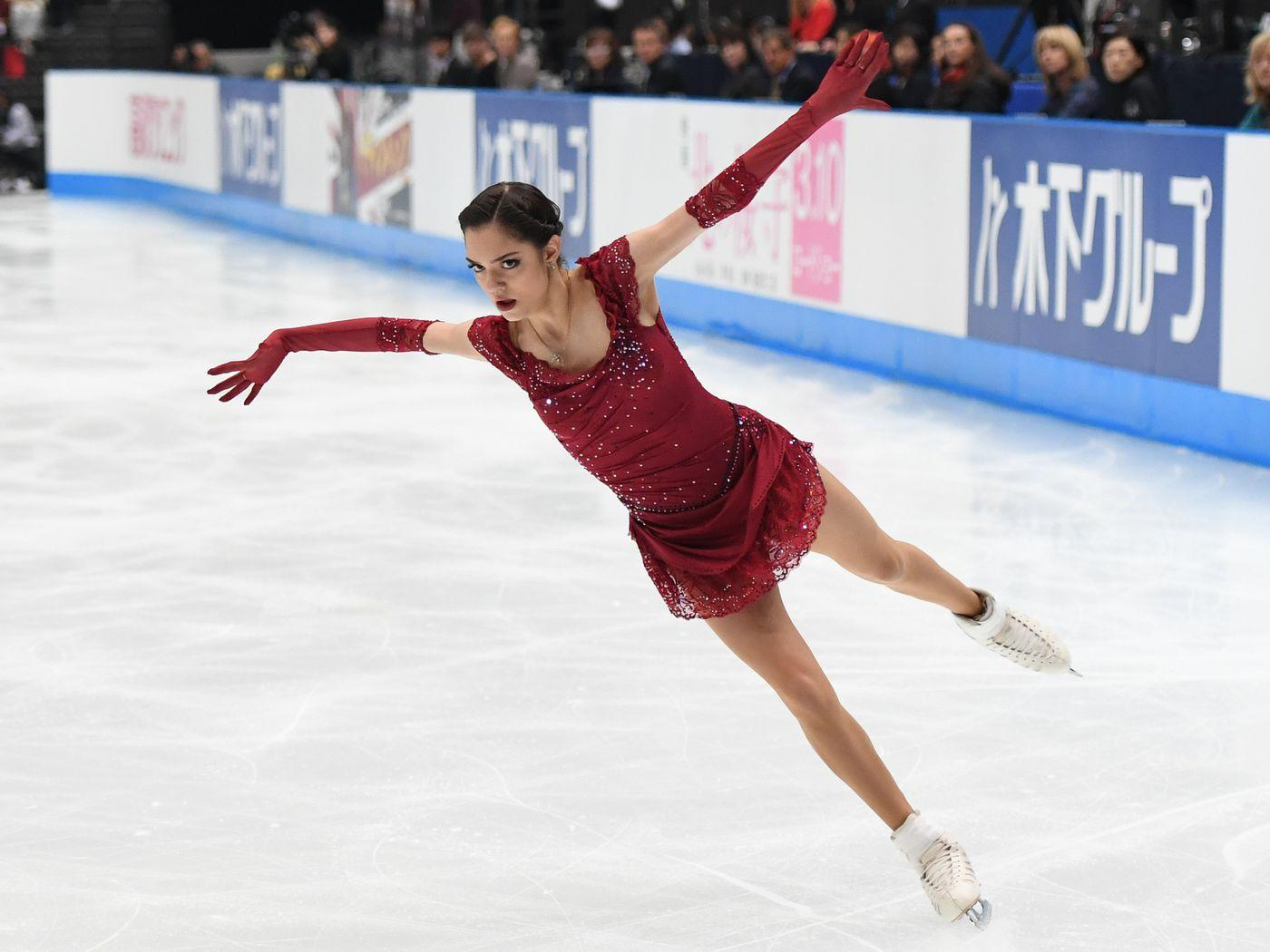Winter Olympics figure skating: Evgenia Medvedeva is talented and