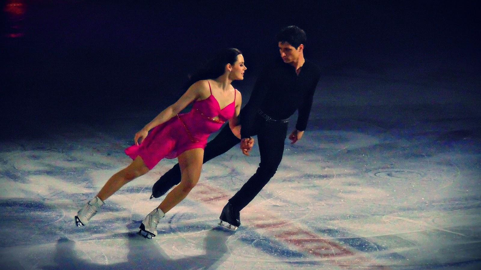 Let's Discuss: Tessa Virtue & Scott Moir's Return to Competitive Ice
