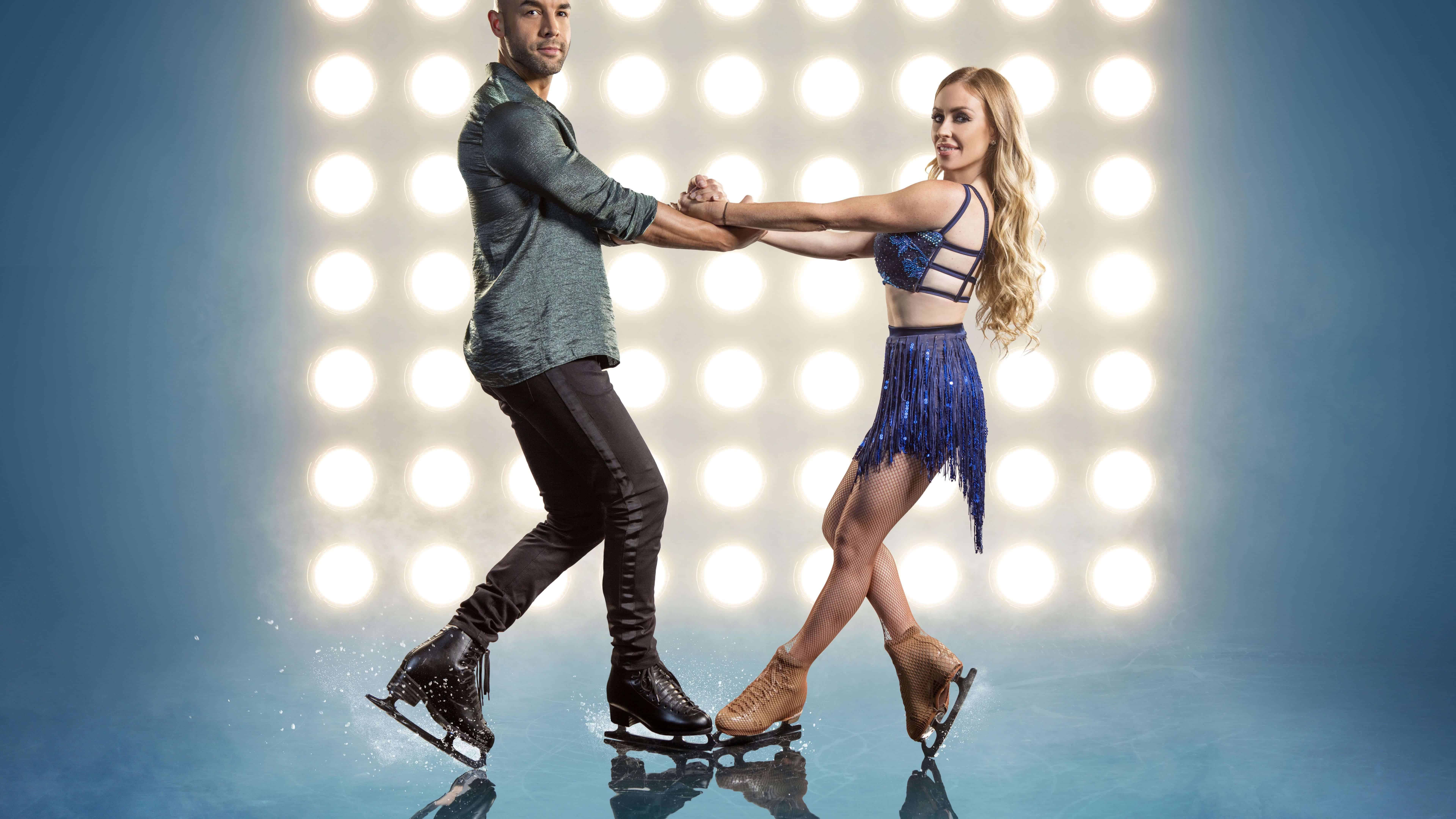 Dancing On Ice Alex Beresford UHD 8K Wallpapers