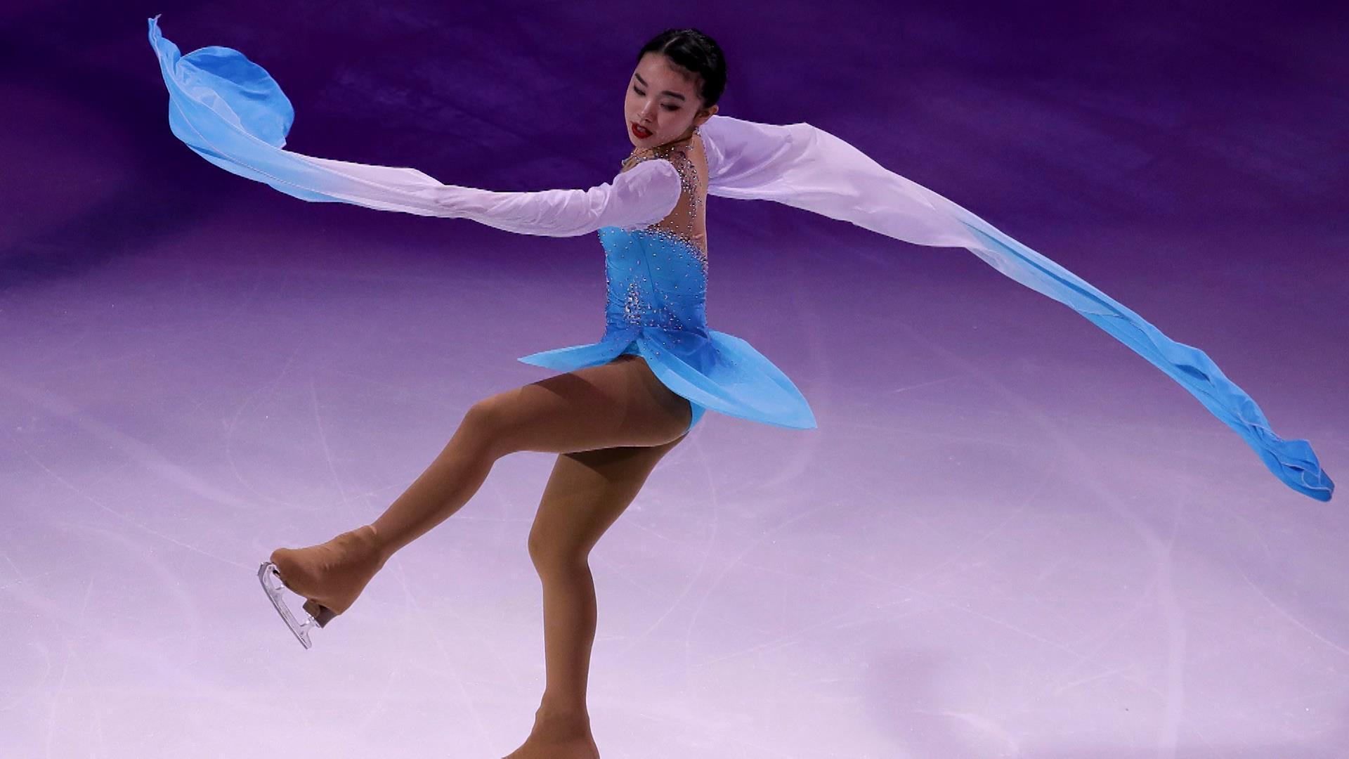 How 2018 USA Olympian Karen Chen became figure skating's 'quiet