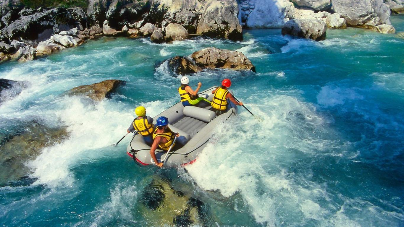 White Water Rafting Wallpapers 25