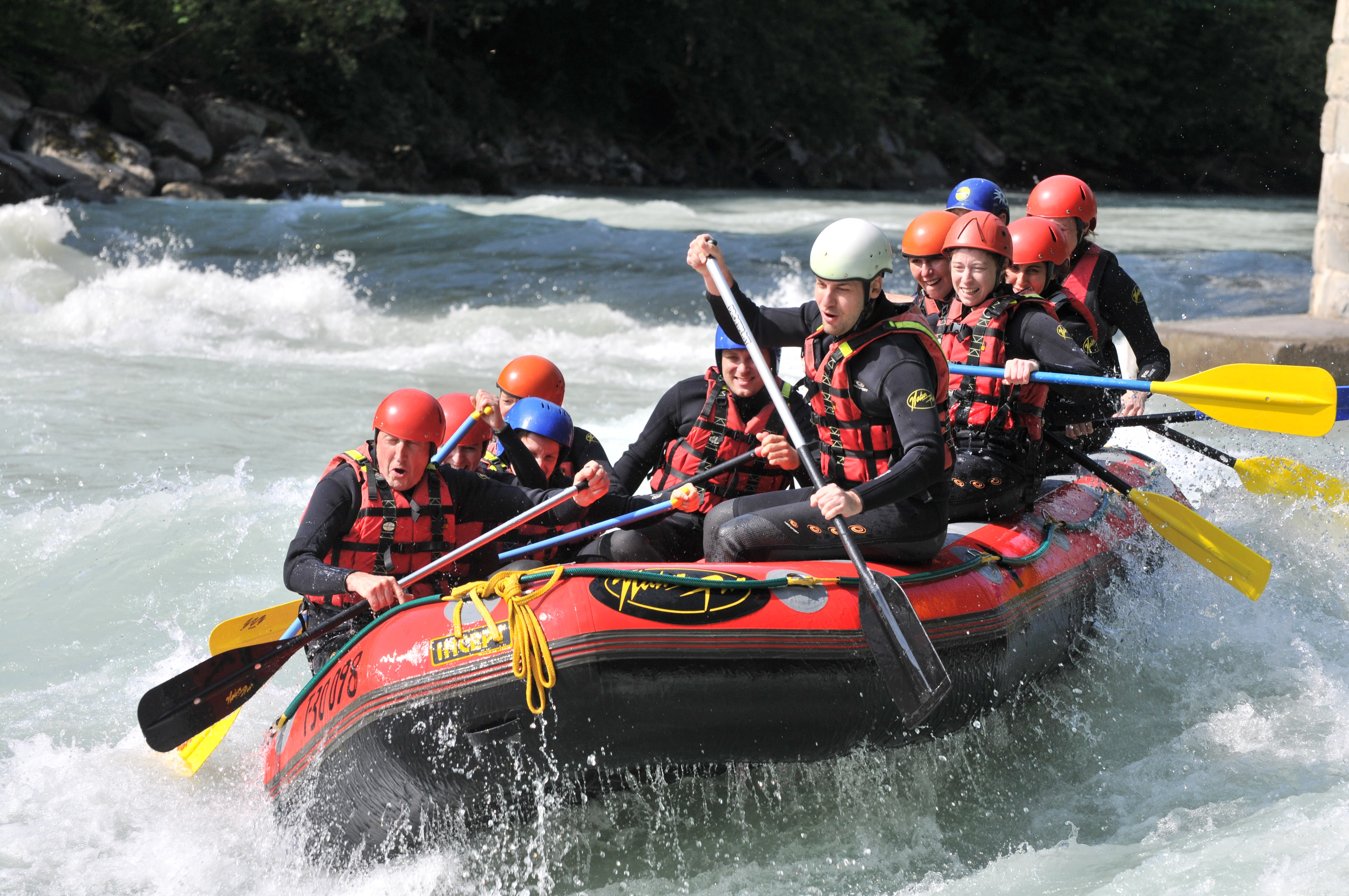White Water Rafting Wallpapers and Backgrounds Image