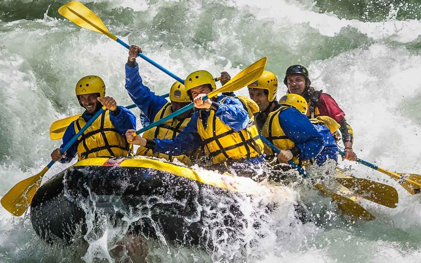 White Water Rafting Wallpapers 6