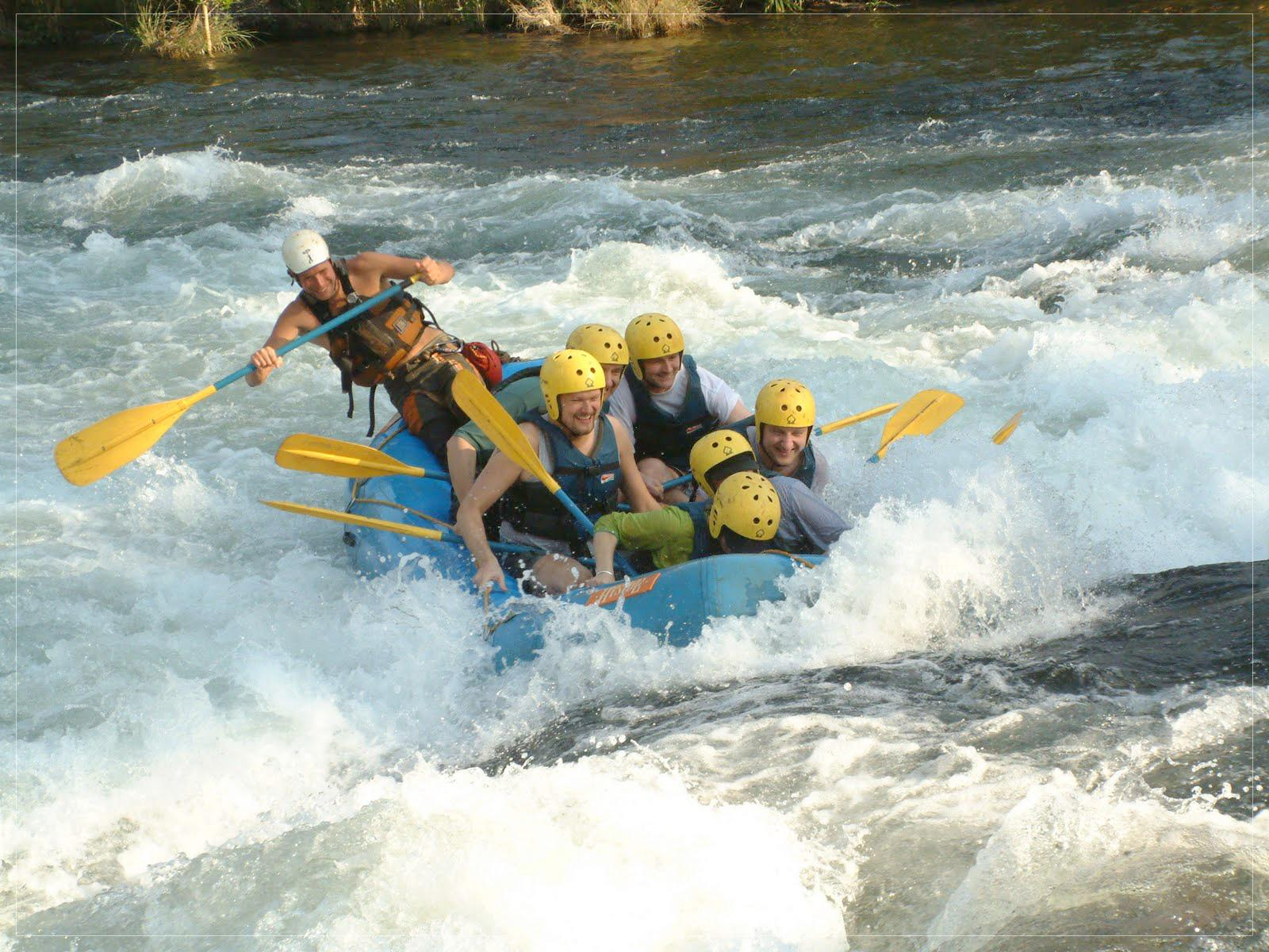 Rafting and Camping in Rishikesh Image