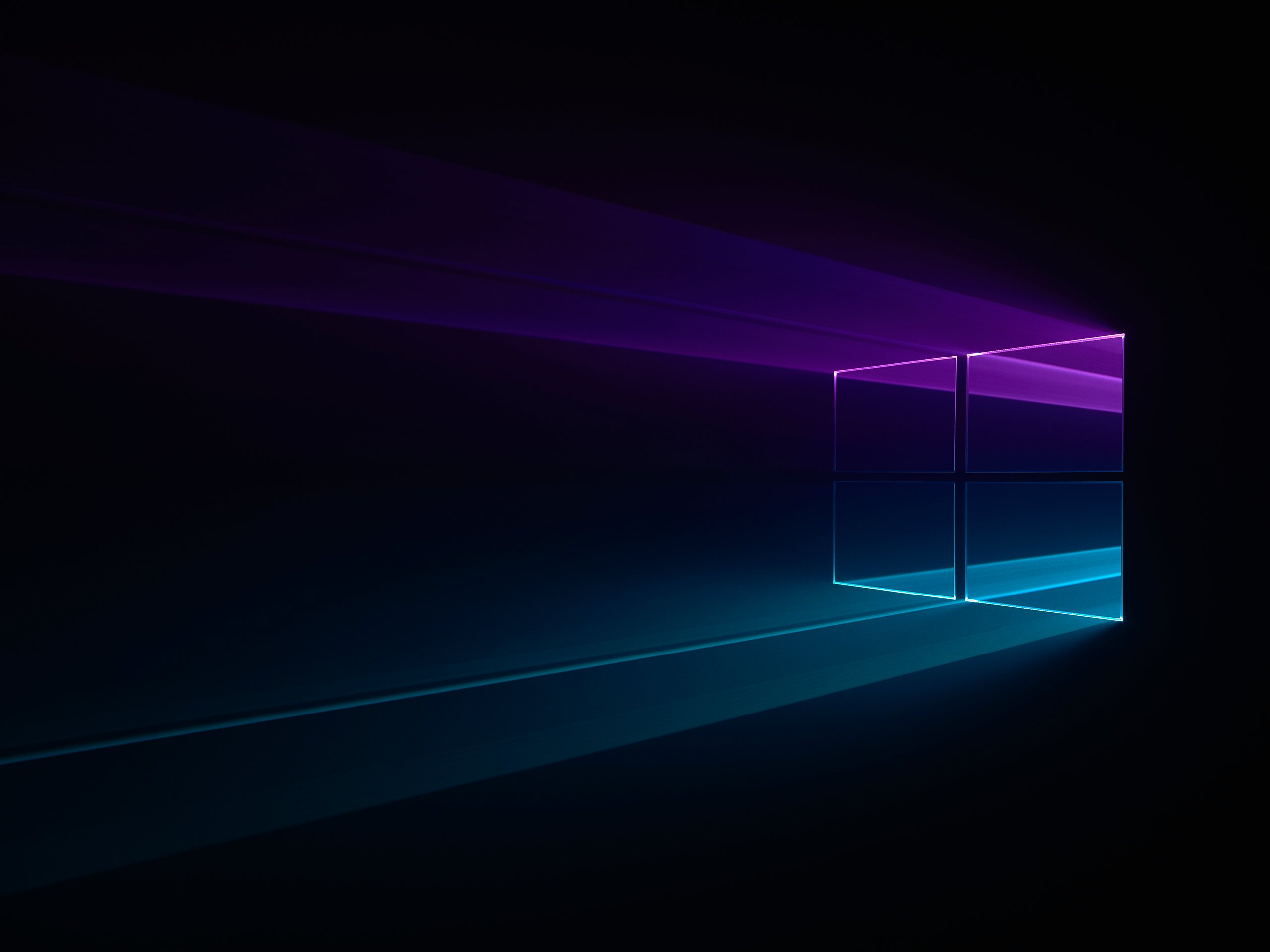 Windows 10 Logo Minimal Wallpapers Wallpaper Cave