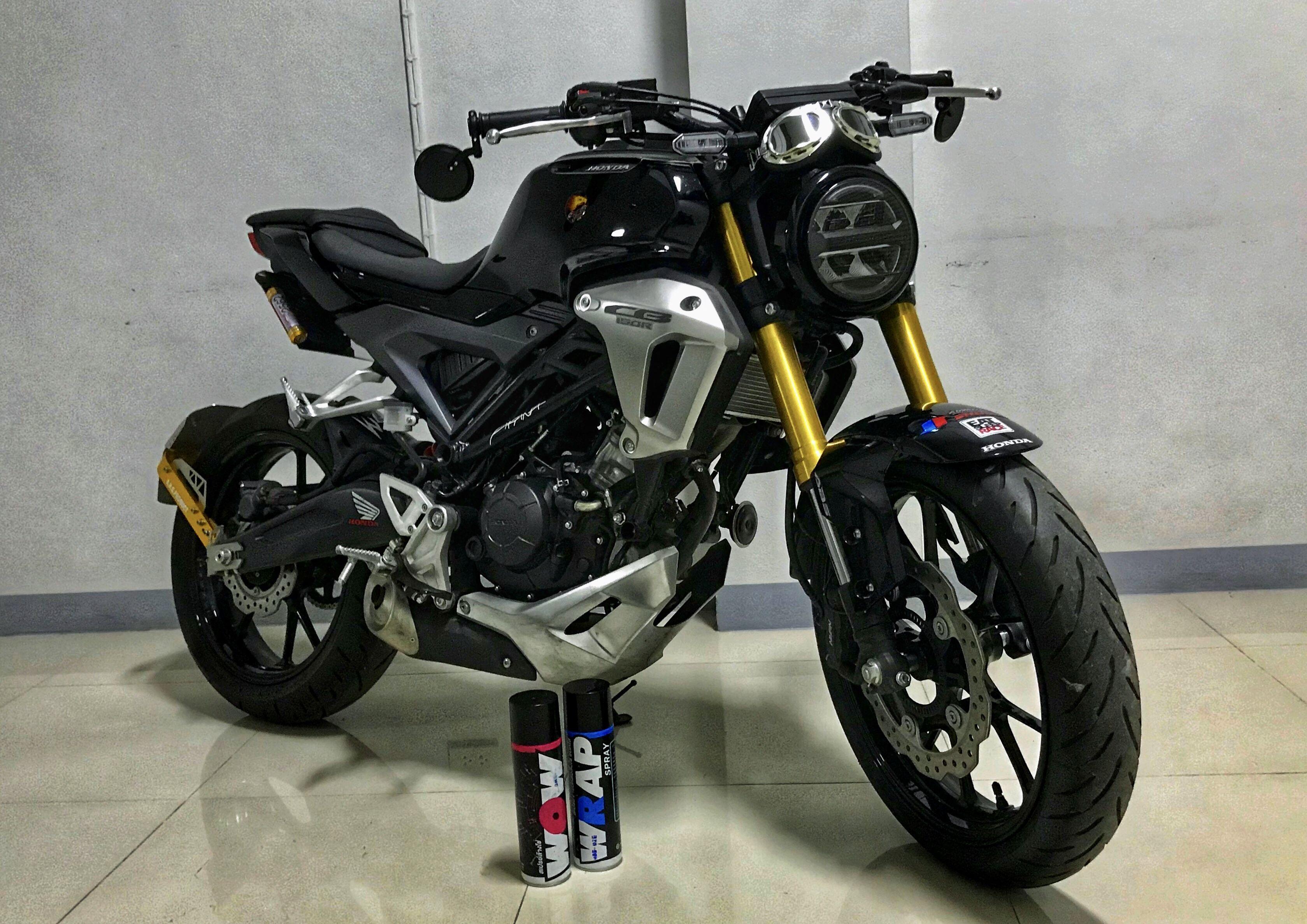Mega Gallery Honda Cb150r