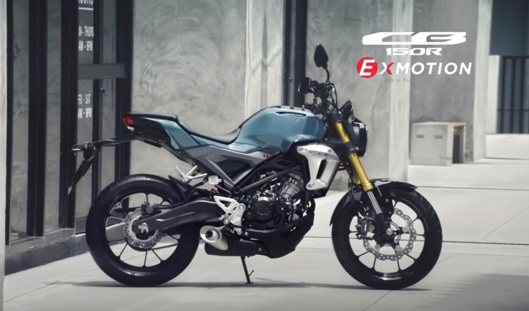Honda CB150R ExMotion Wallpapers