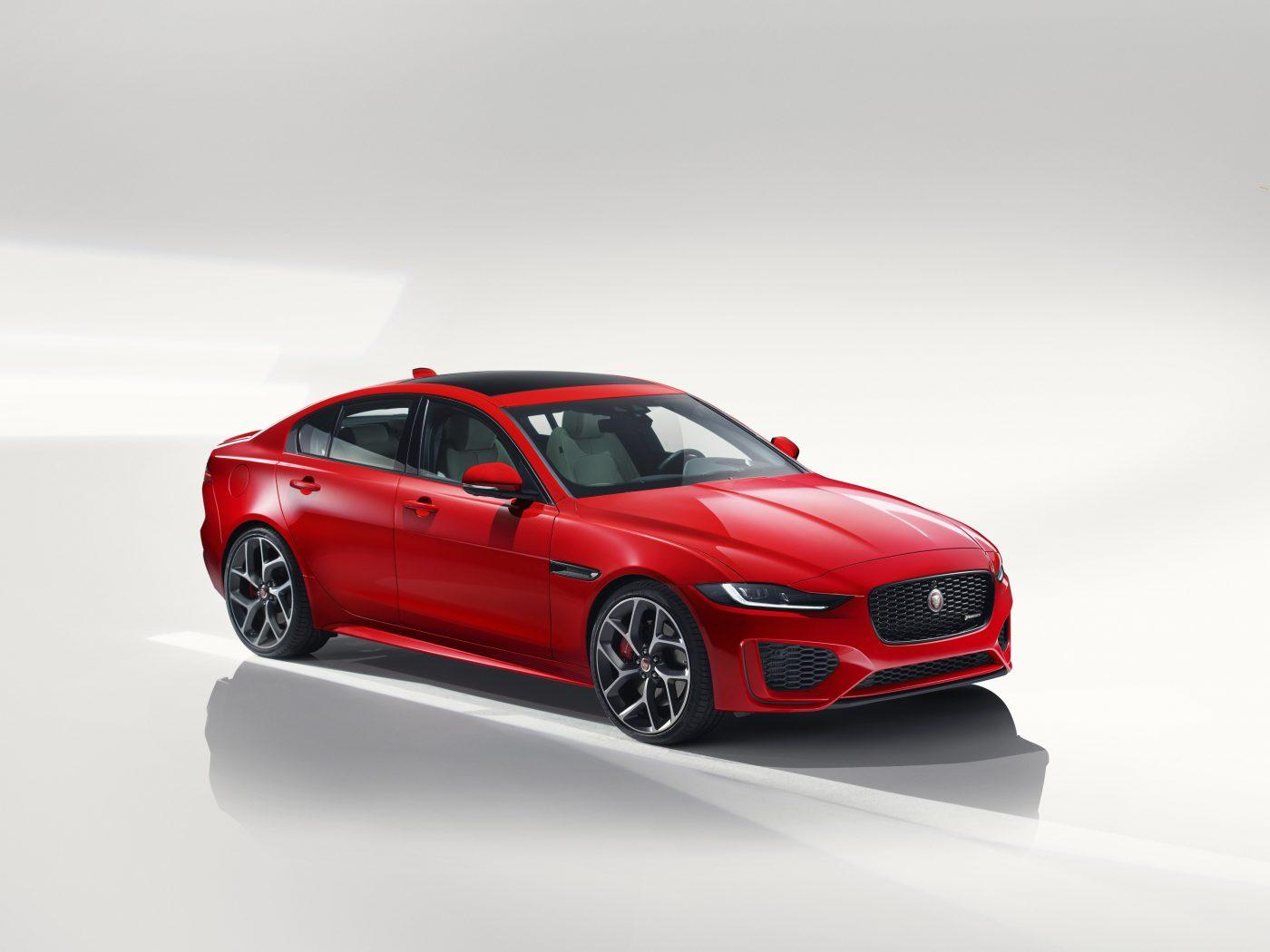 Revised Jaguar XE launched with tax