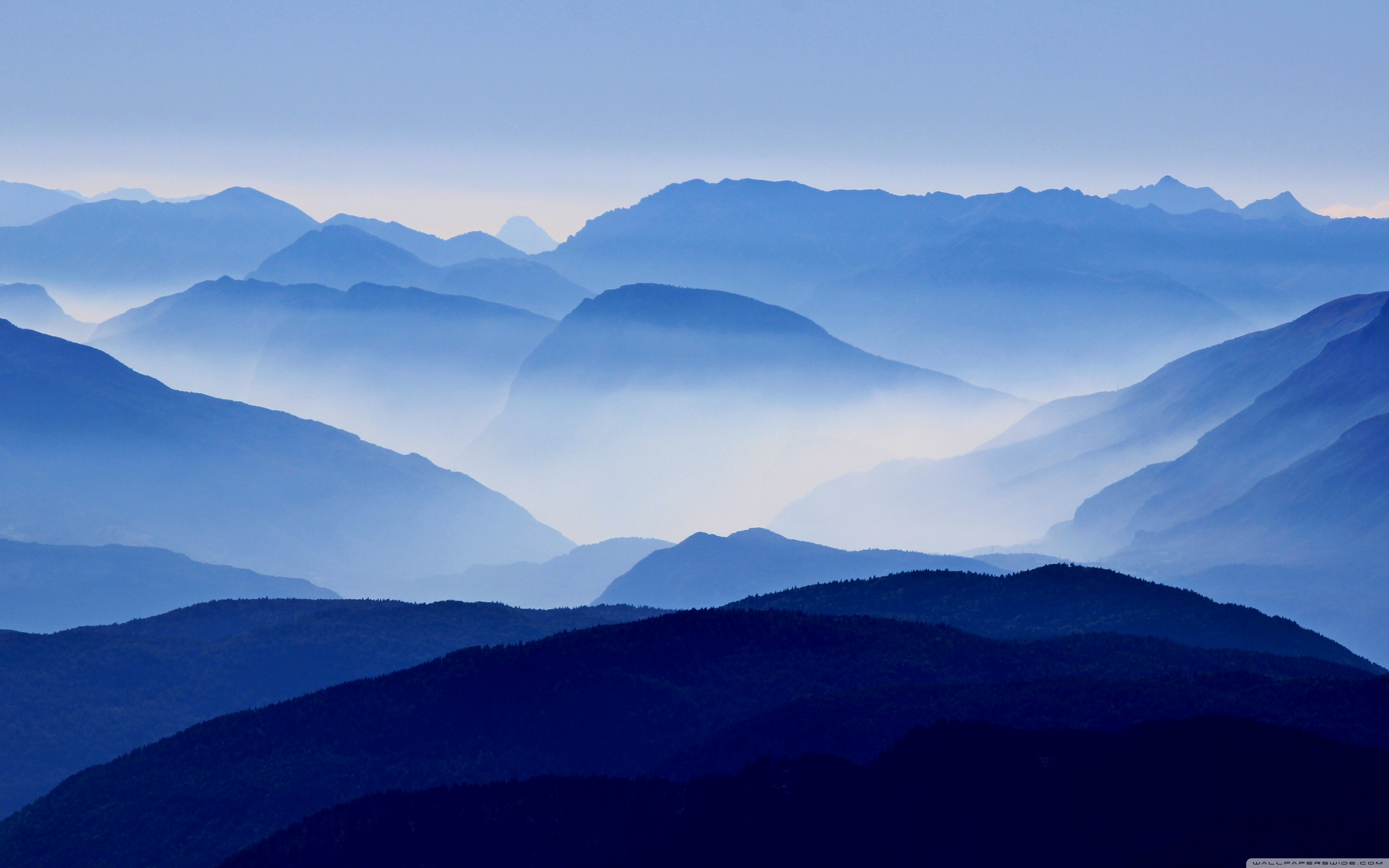 Blue Mountains Wallpapers Wallpaper Cave