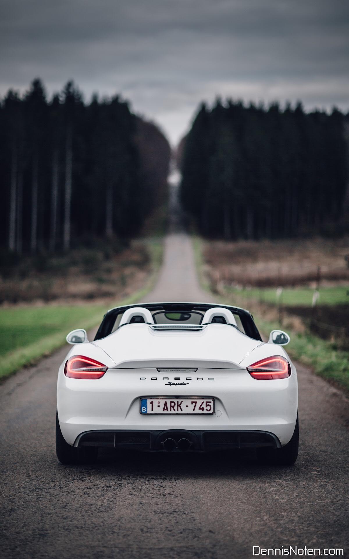 Porsche Boxster Wallpapers Wallpaper Cave