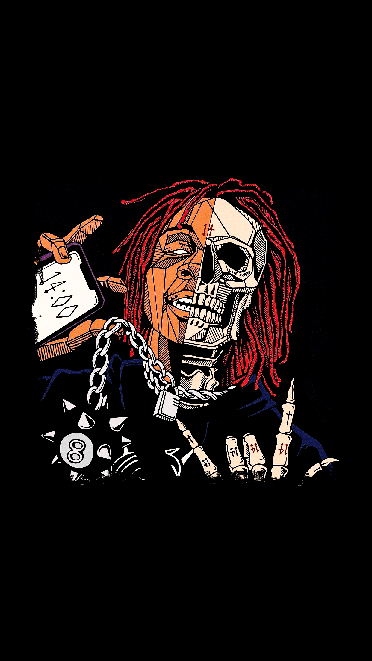 Trippie Redd Animated Wallpapers - Wallpaper Cave