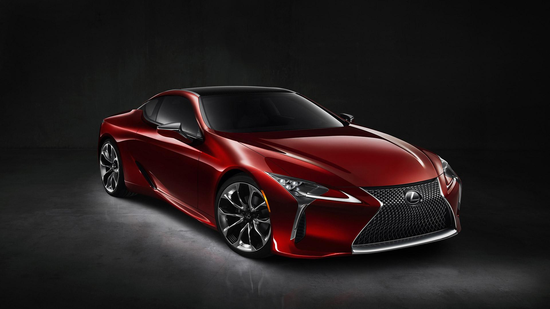 2017 Lexus LC 500 Wallpapers & HD Images - WSupercars