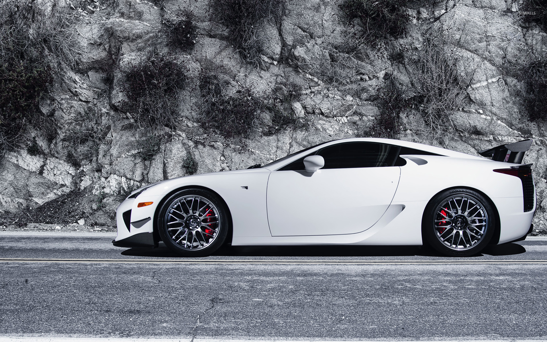 Lexus LF-LC Hybrid wallpaper - Car wallpapers - #18200