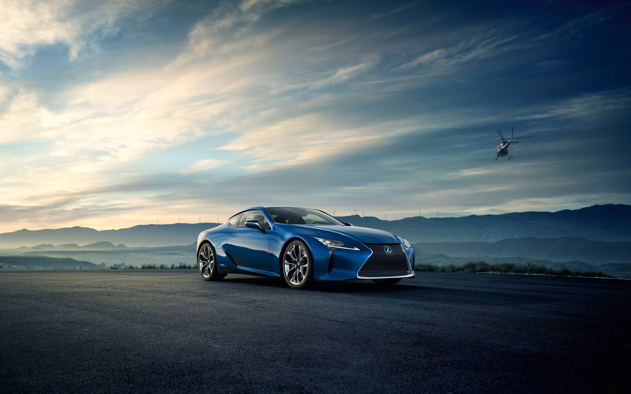 2016 Lexus LC 500h Luxury Coupe 2 Wallpaper | HD Car Wallpapers | ID ...