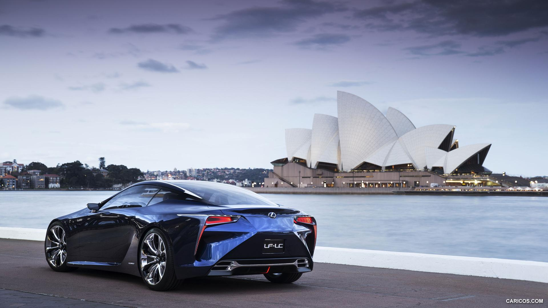 Lf Lc Wallpaper Hd Free, Lexus, Lexus Wallpapers, Tuning, Lexus Lfa ...