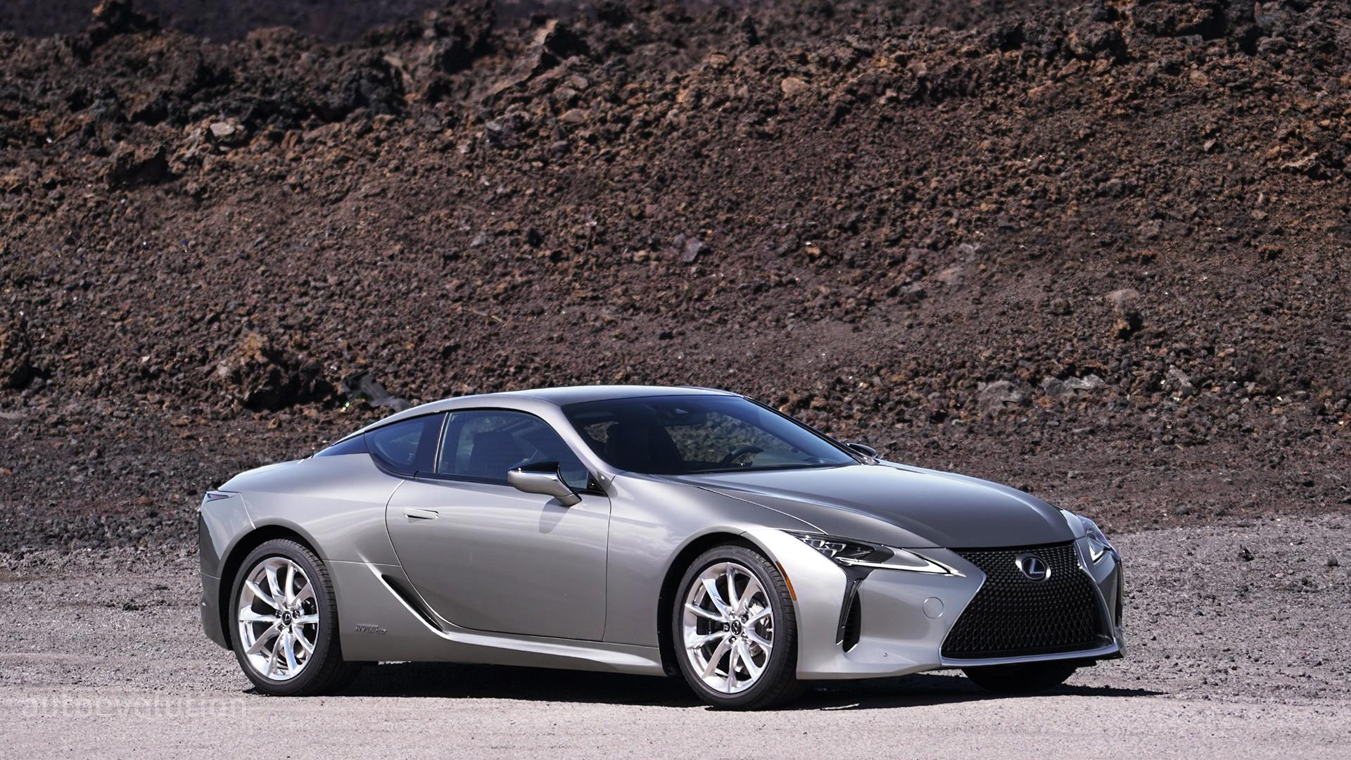New Lexus LC F Coupe Rumor: 630 HP 4.0L V8 and CFRP - autoevolution